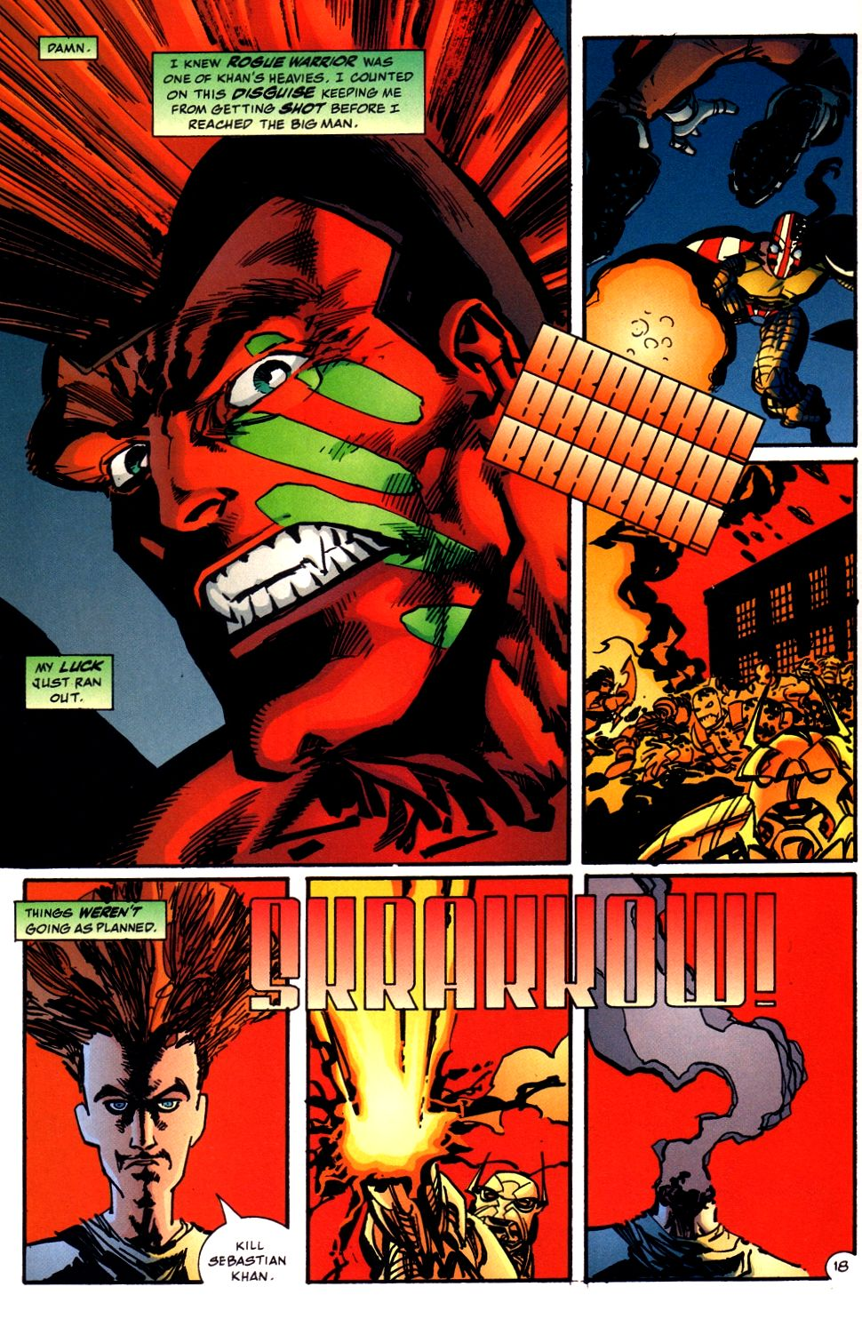 The Savage Dragon (1993) Issue #93 #96 - English 18