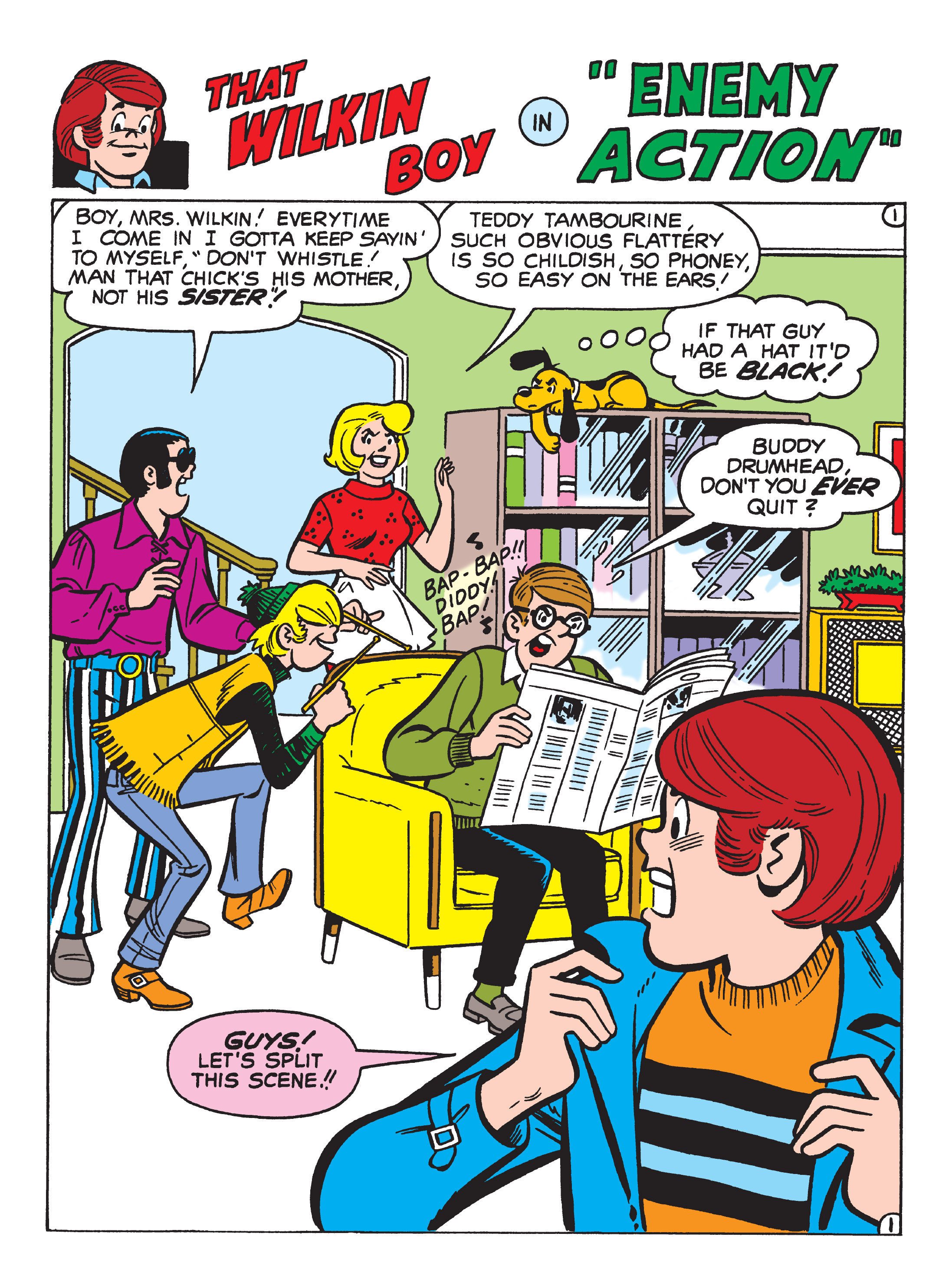 Read online Archie 1000 Page Comics Blowout! comic -  Issue # TPB (Part 3) - 153