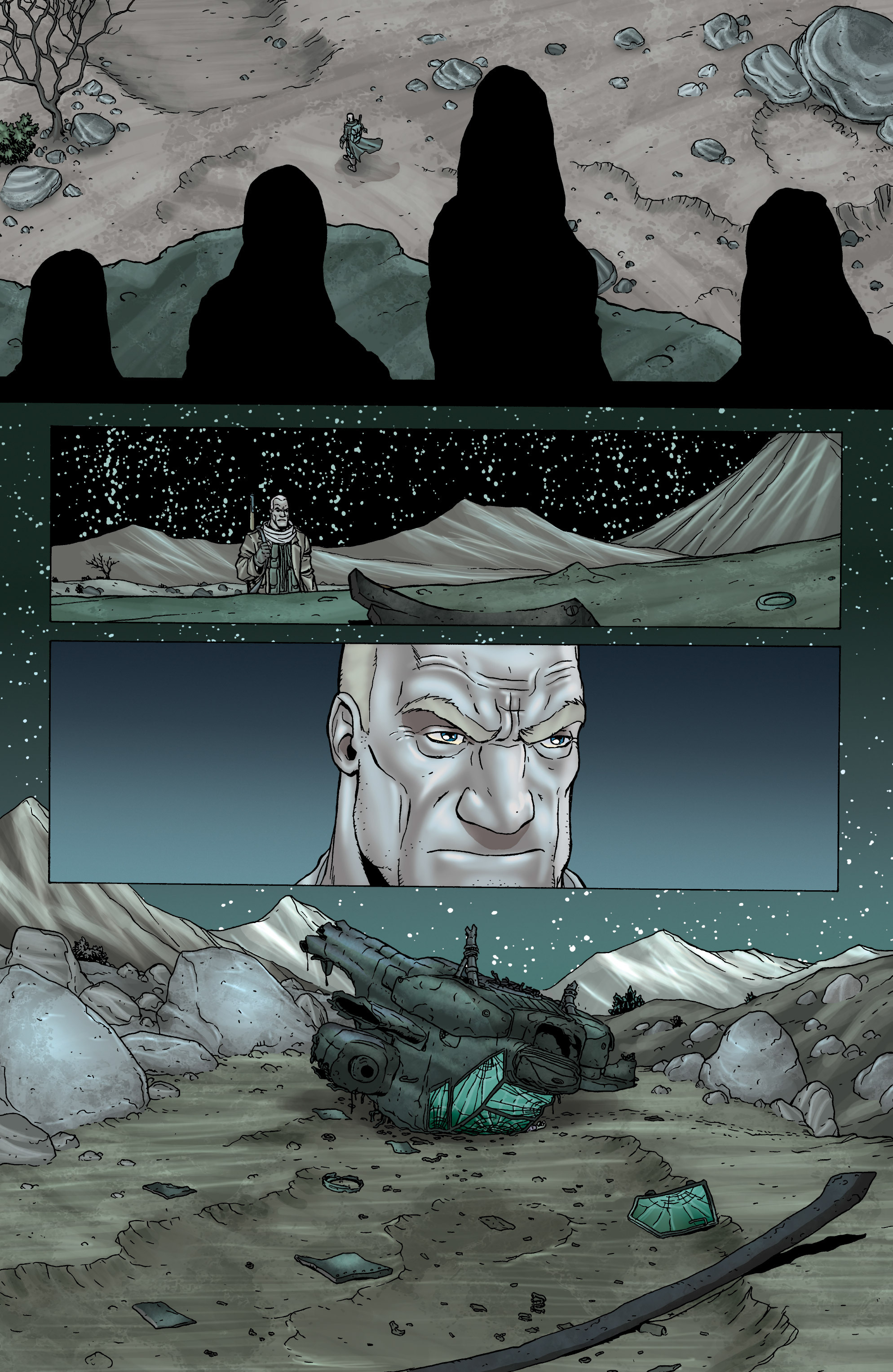Read online 303 comic -  Issue #3 - 16