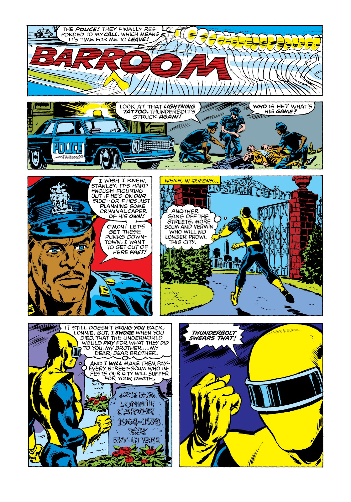 Read online Marvel Masterworks: Luke Cage, Power Man comic -  Issue # TPB 3 (Part 2) - 96