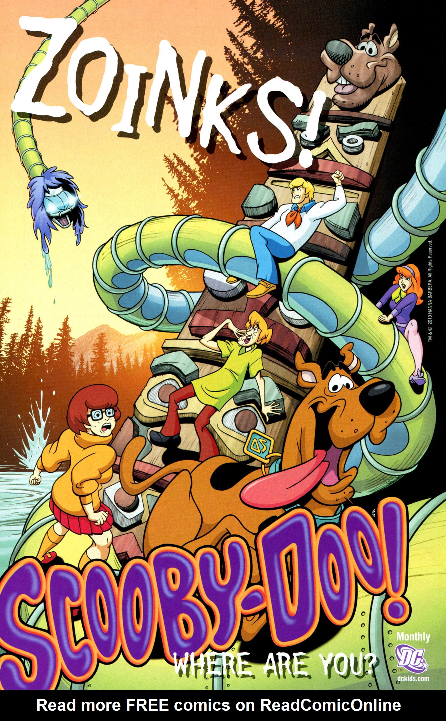 Read online Scooby-Doo: Where Are You? comic -  Issue #21 - 20