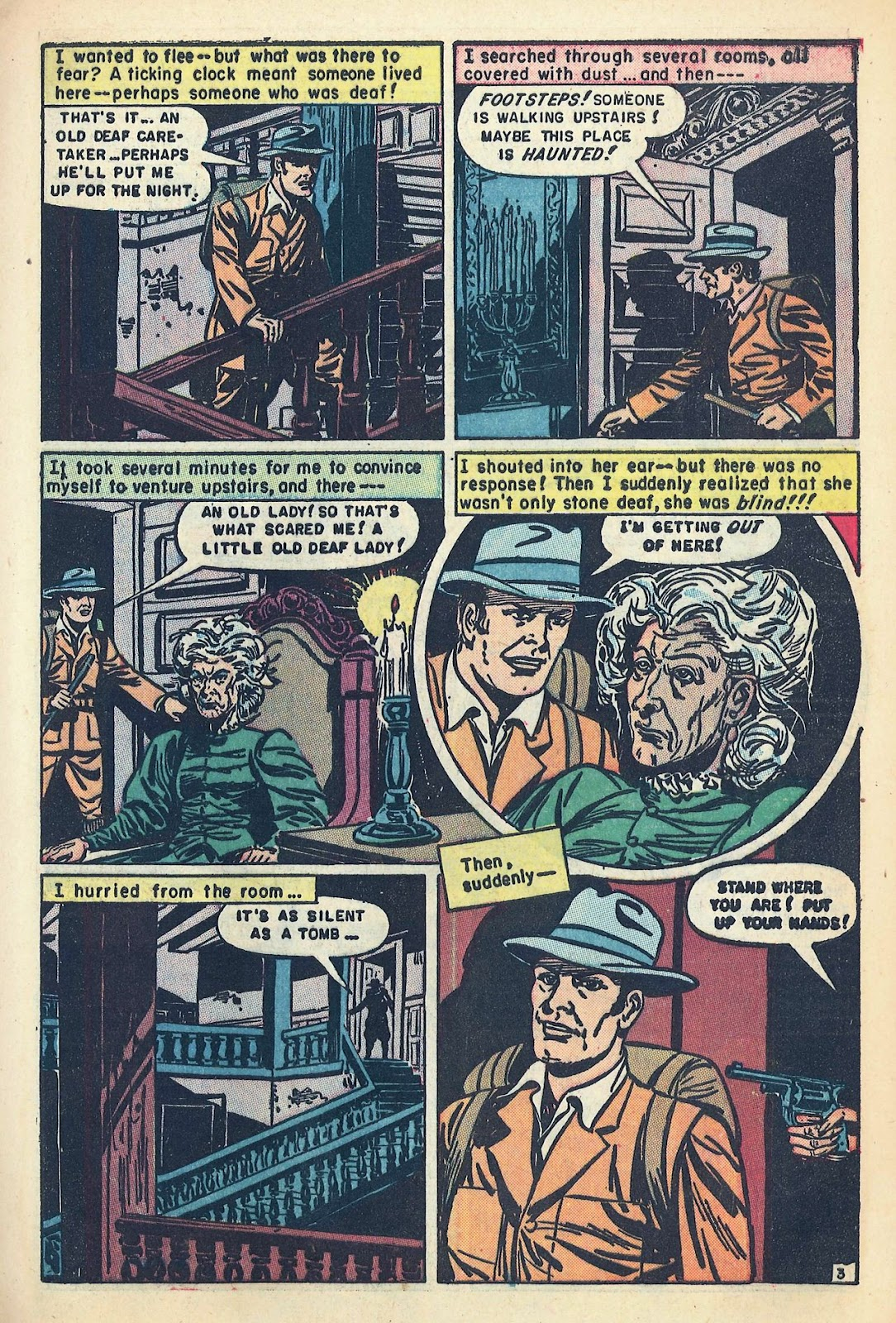 Read online Famous Funnies comic -  Issue #203 - 5