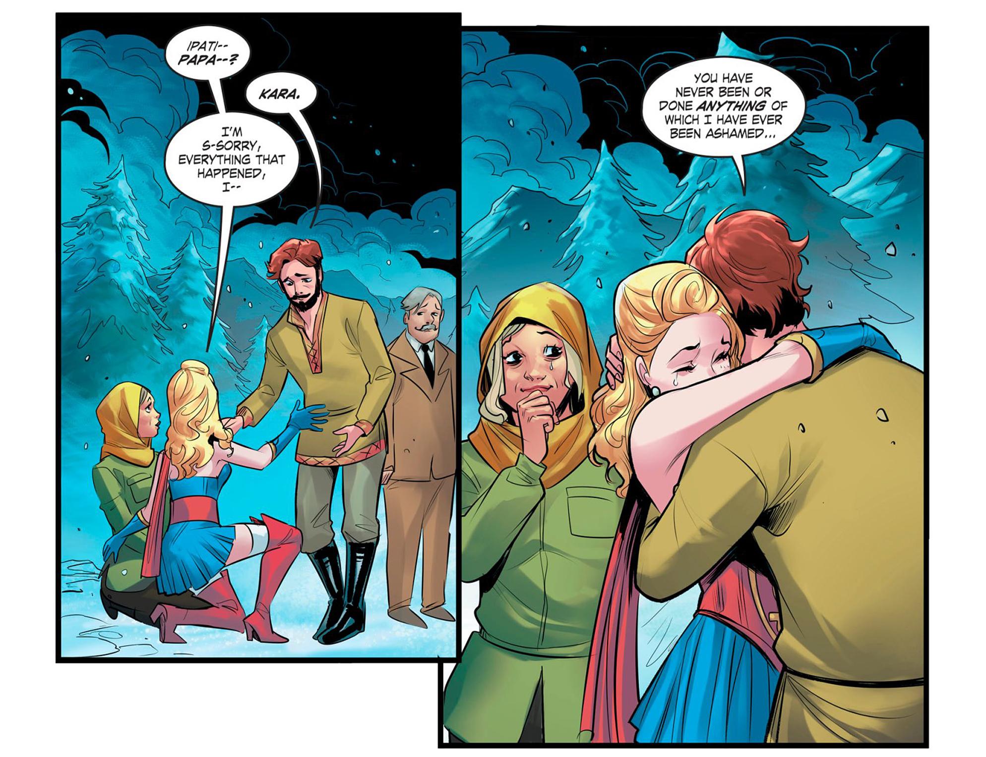 Read online DC Comics: Bombshells comic -  Issue #95 - 8