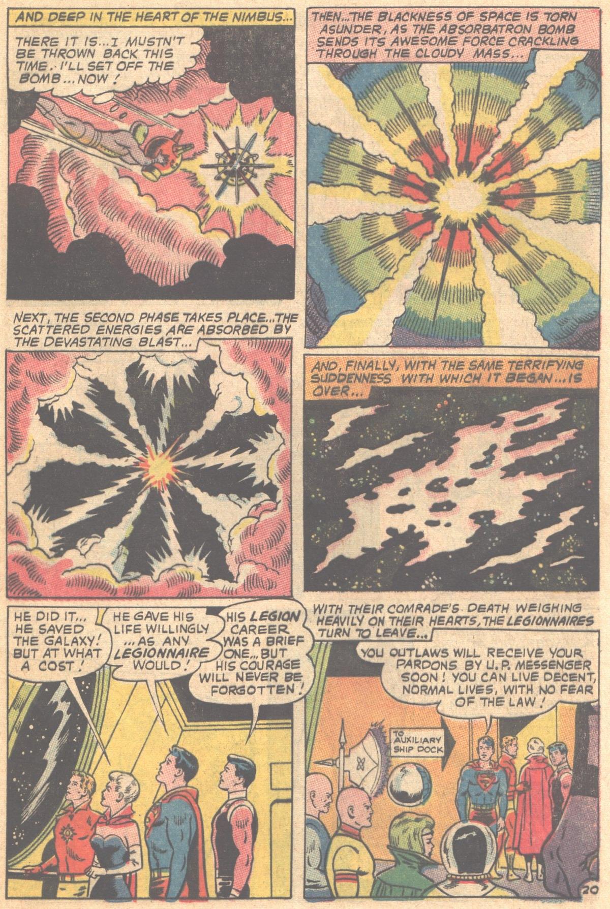 Read online Adventure Comics (1938) comic -  Issue #353 - 29