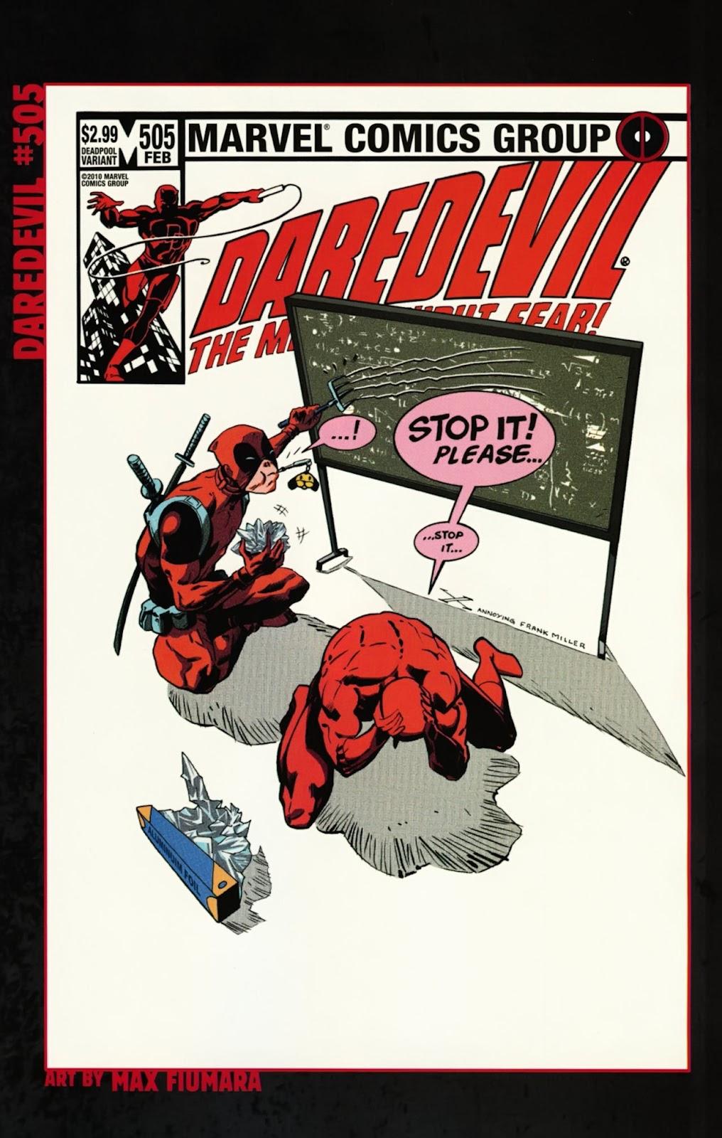 Read online Deadpool (2008) comic -  Issue #1000 - 84