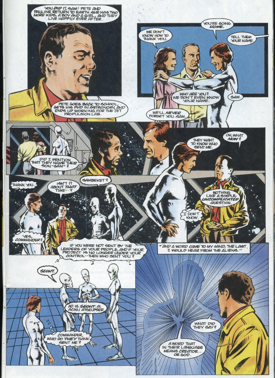 Read online Quantum Leap comic -  Issue #13 - 22
