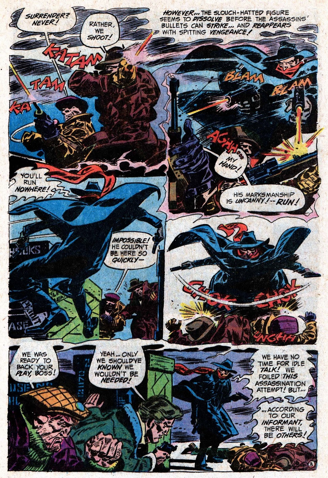The Shadow (1973) issue 5 - Page 5
