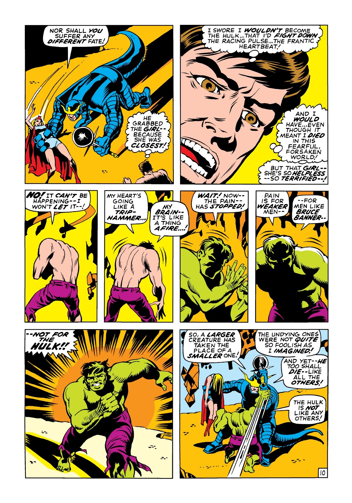 Read online Marvel Masterworks: The Incredible Hulk comic -  Issue # TPB 6 (Part 2) - 3