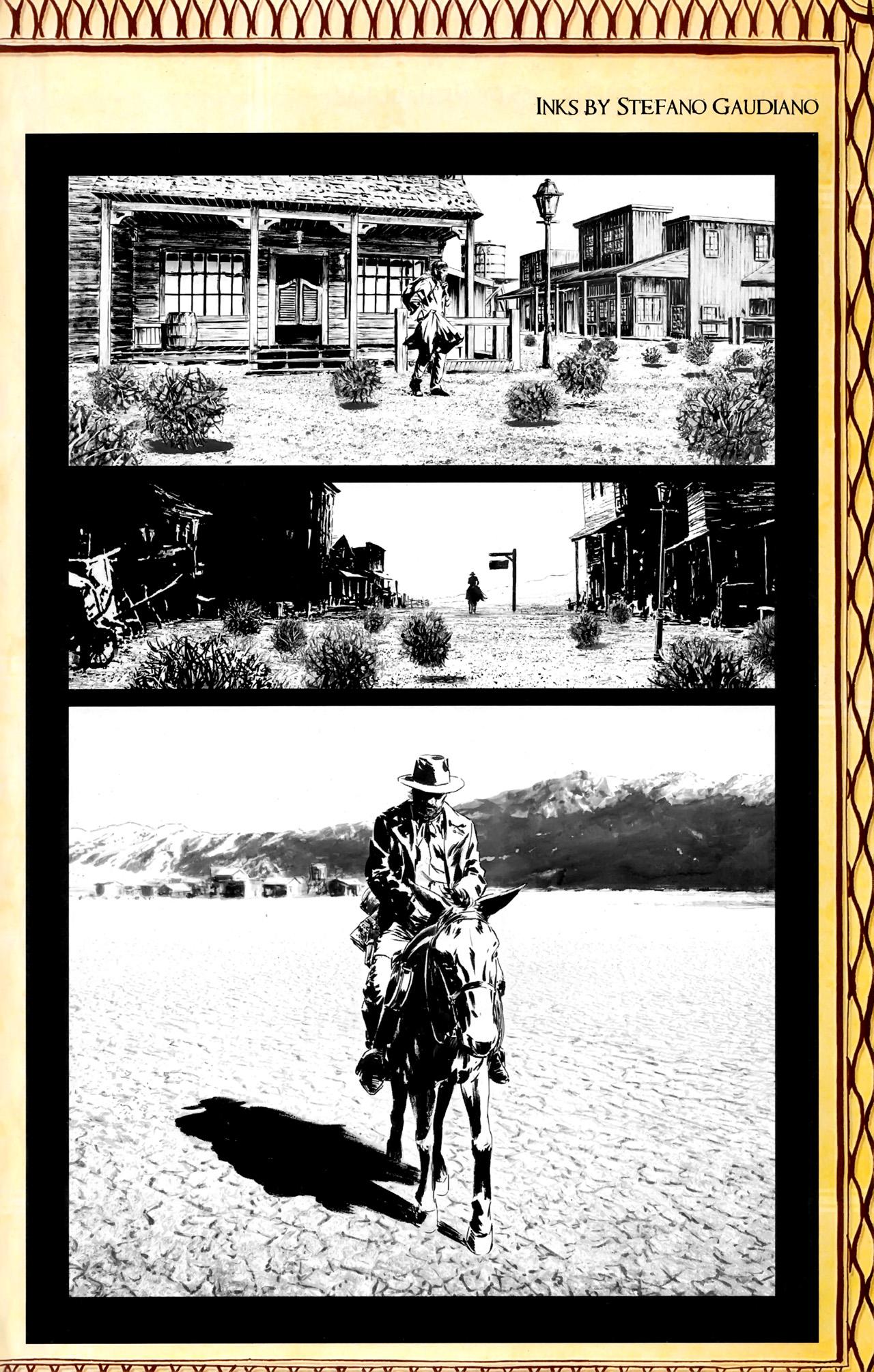 Read online Dark Tower: The Gunslinger - The Battle of Tull comic -  Issue #5 - 29