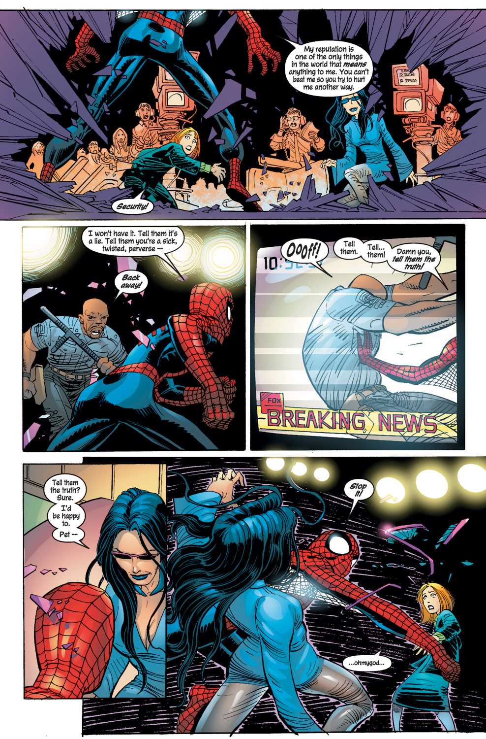The Amazing Spider-Man (1999) 47 Page 10