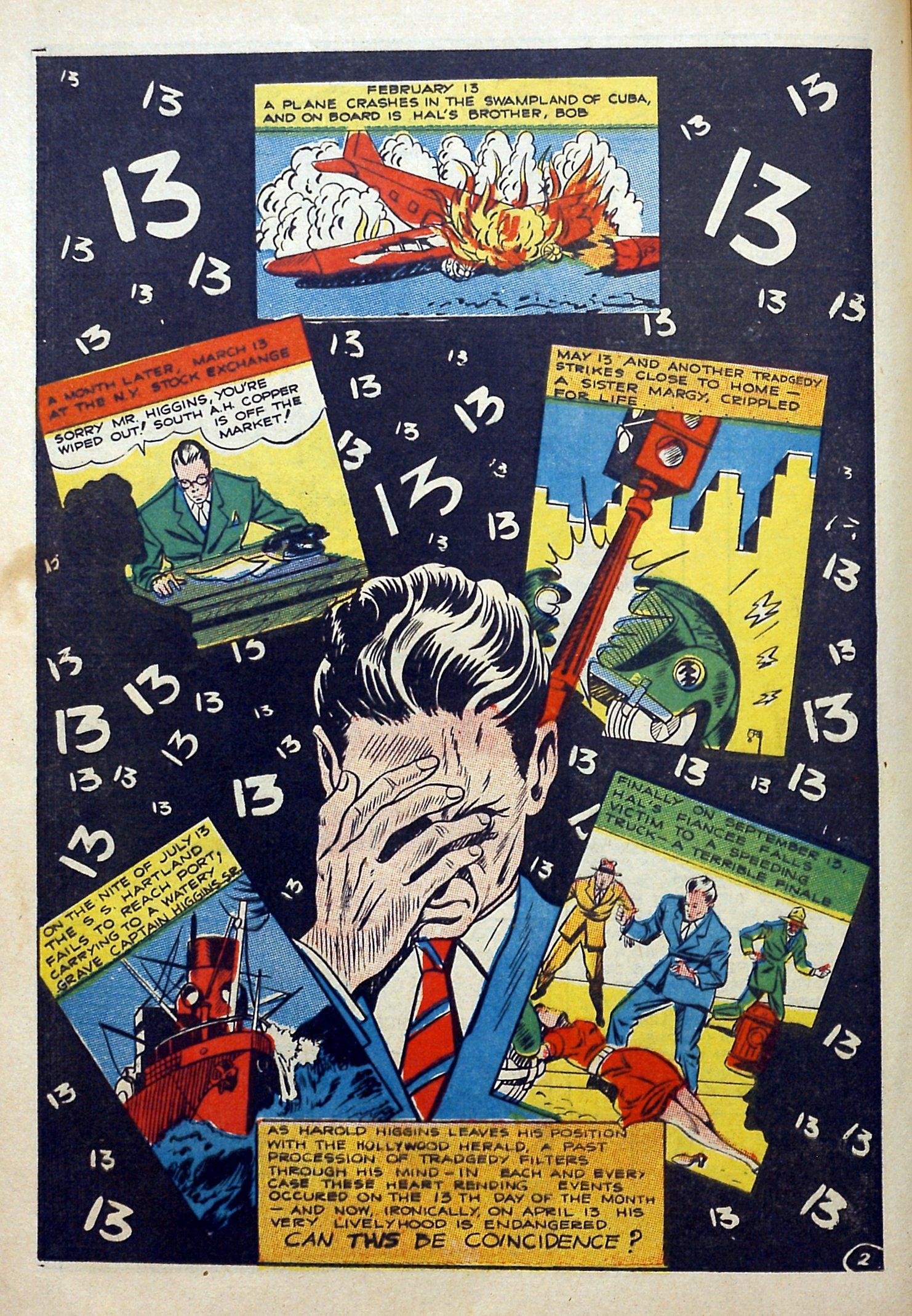 Daredevil (1941) issue 3 - Page 22