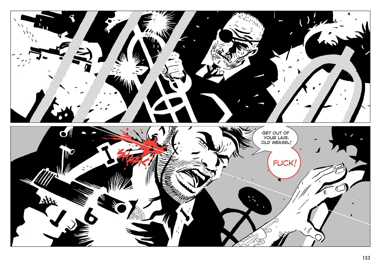 Read online Polar comic -  Issue # TPB The Kaiser Falls (Part 2) - 35