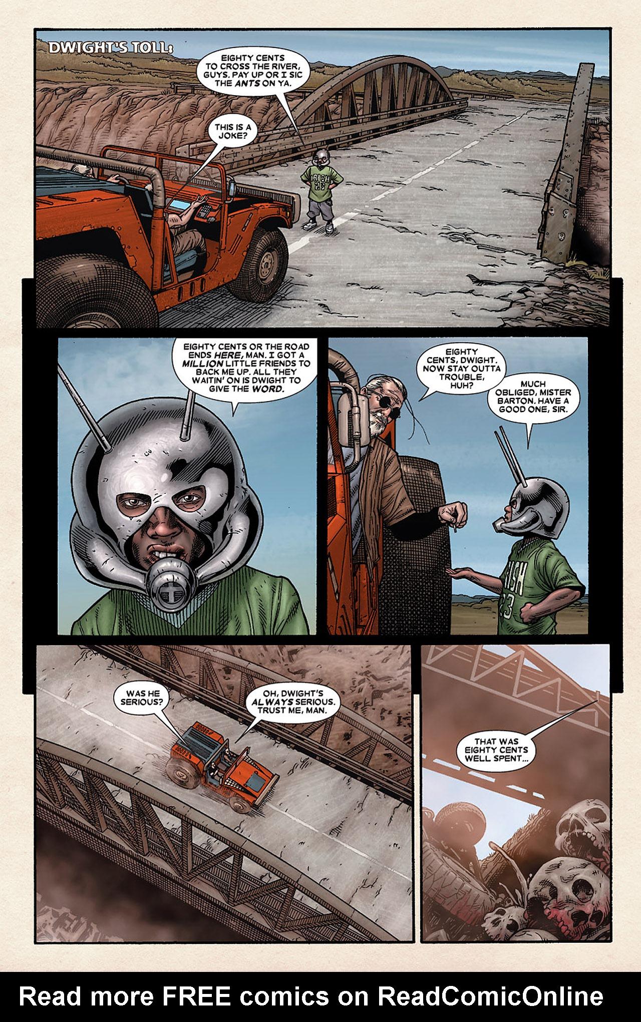 Read online Wolverine: Old Man Logan comic -  Issue # Full - 112