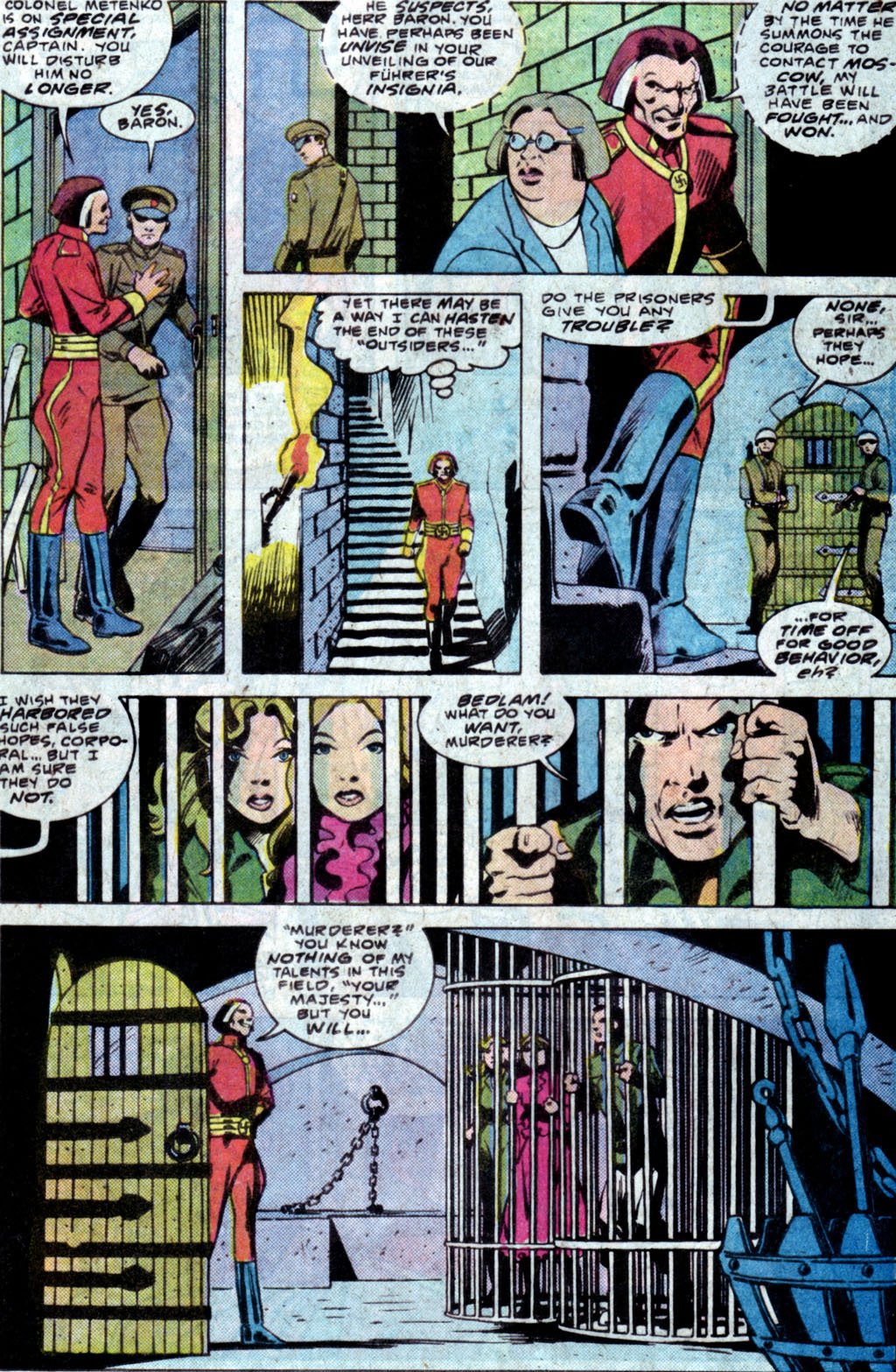 Read online Adventures of the Outsiders comic -  Issue #35 - 10