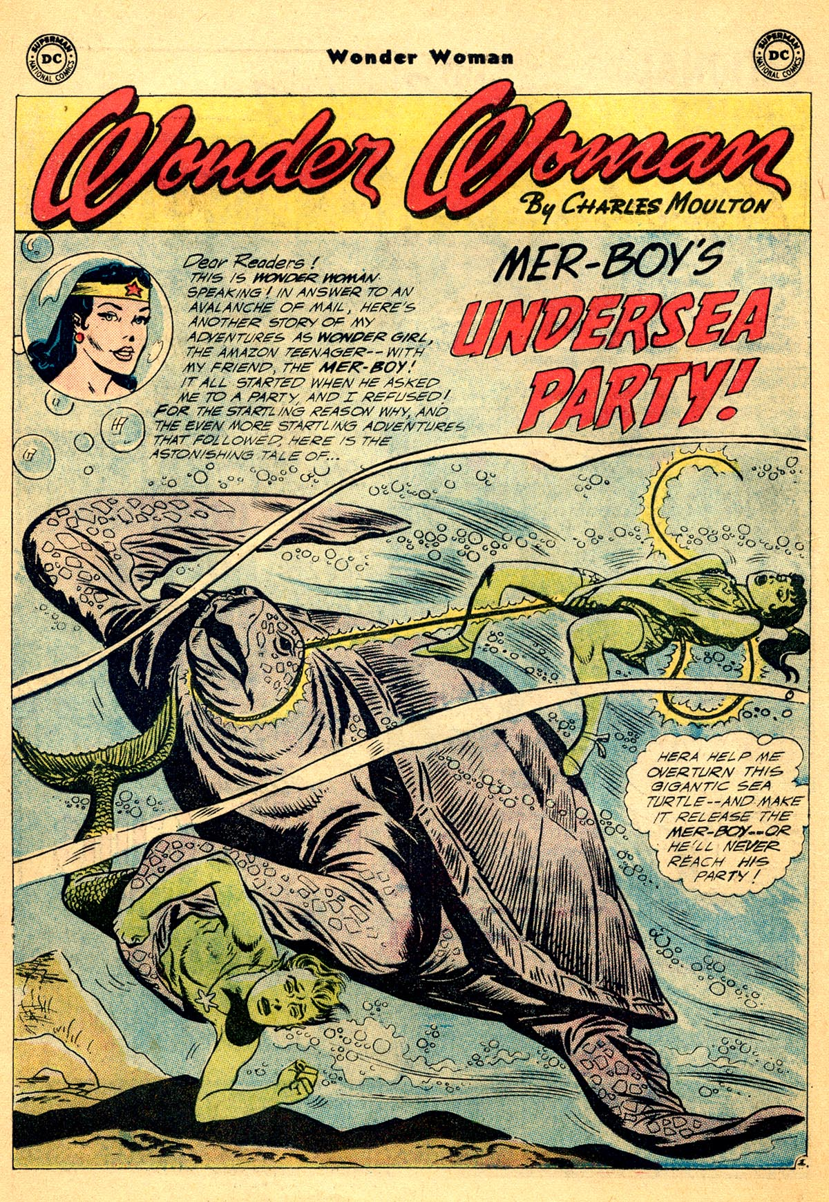Read online Wonder Woman (1942) comic -  Issue #115 - 18