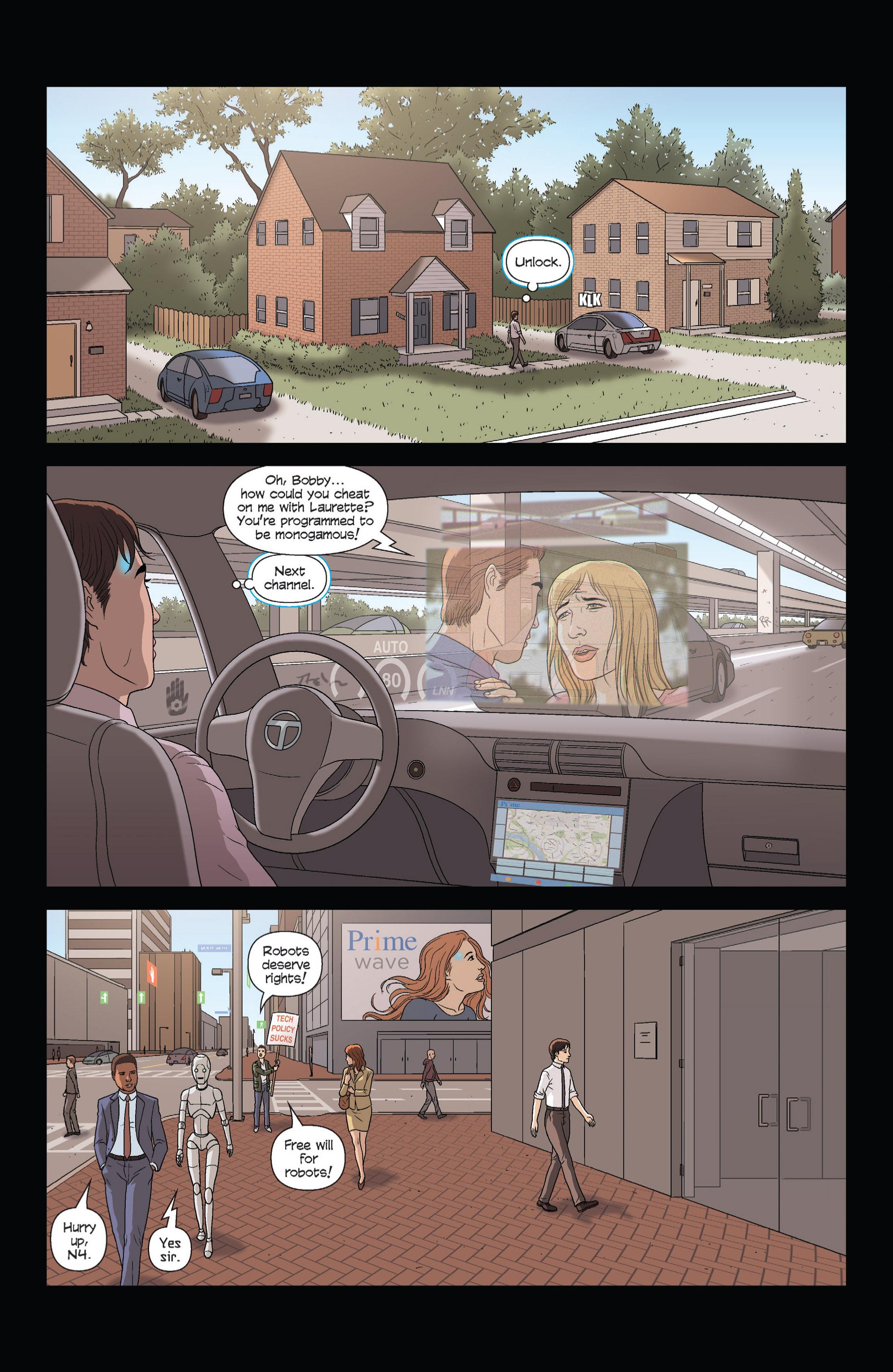 Read online Alex   Ada comic -  Issue #1 - 8