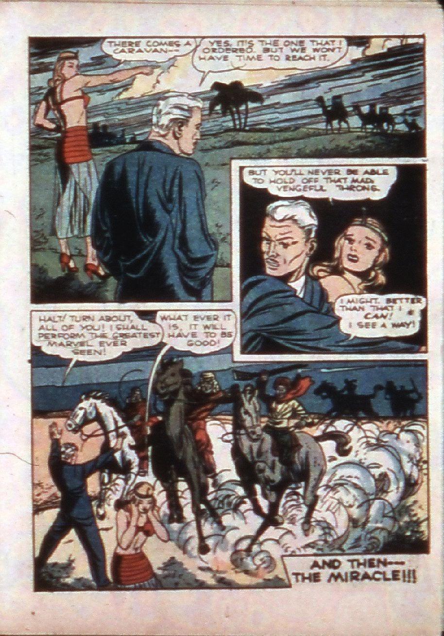 Read online Super-Magician Comics comic -  Issue #3 - 33