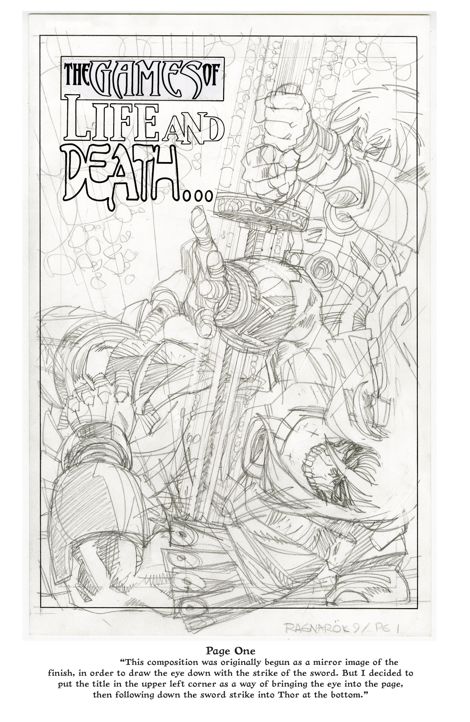 Read online Ragnarok comic -  Issue #9 - 25