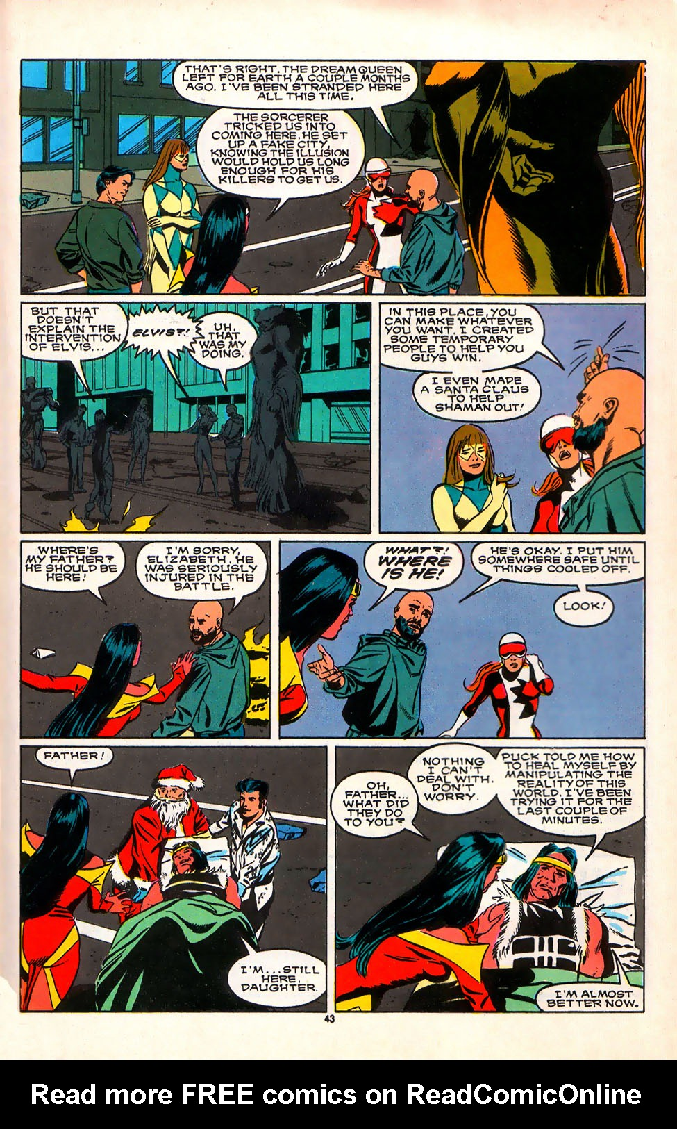 Read online Alpha Flight (1983) comic -  Issue #75 - 38