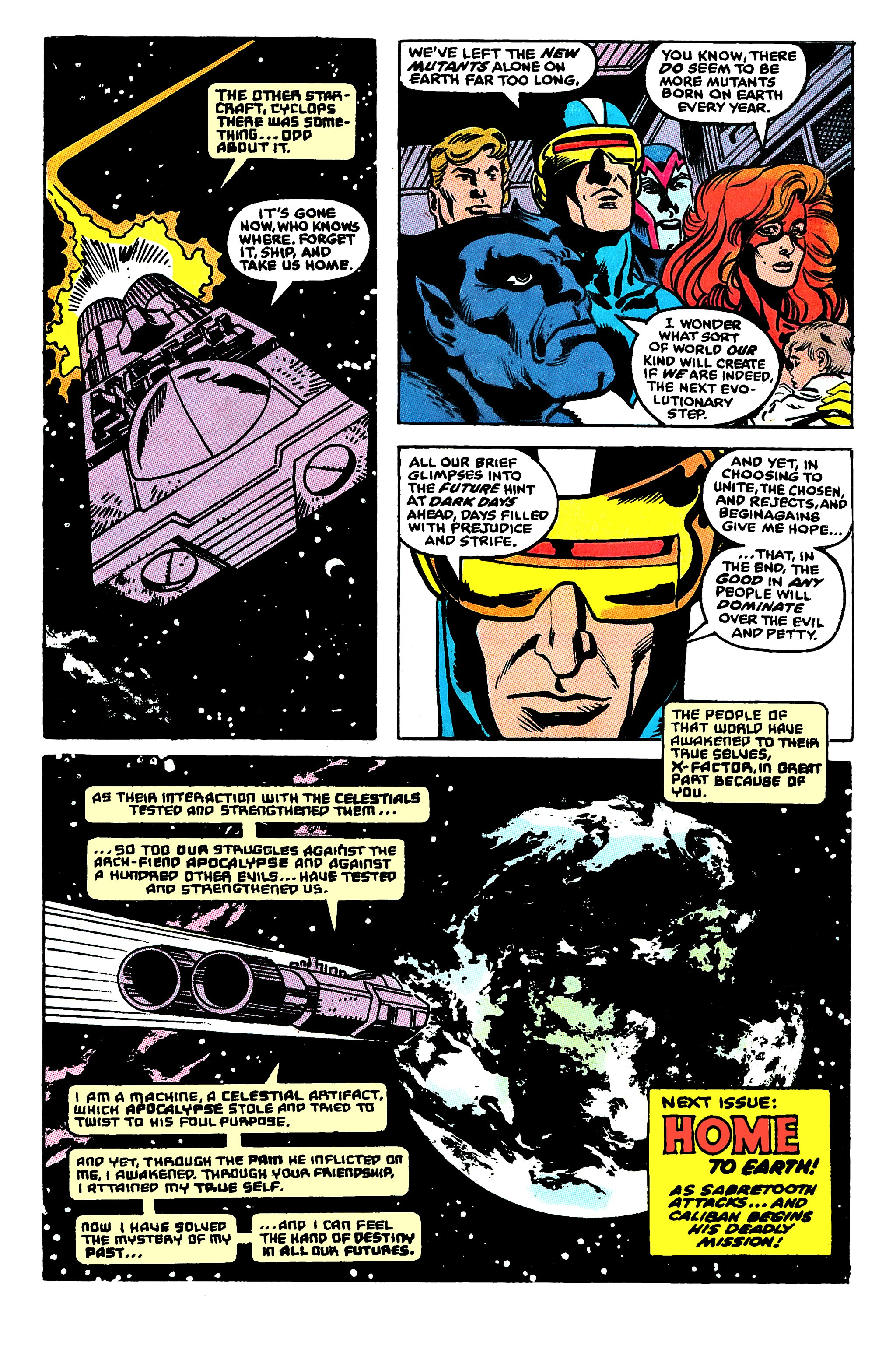 Read online X-Factor (1986) comic -  Issue #50 - 35