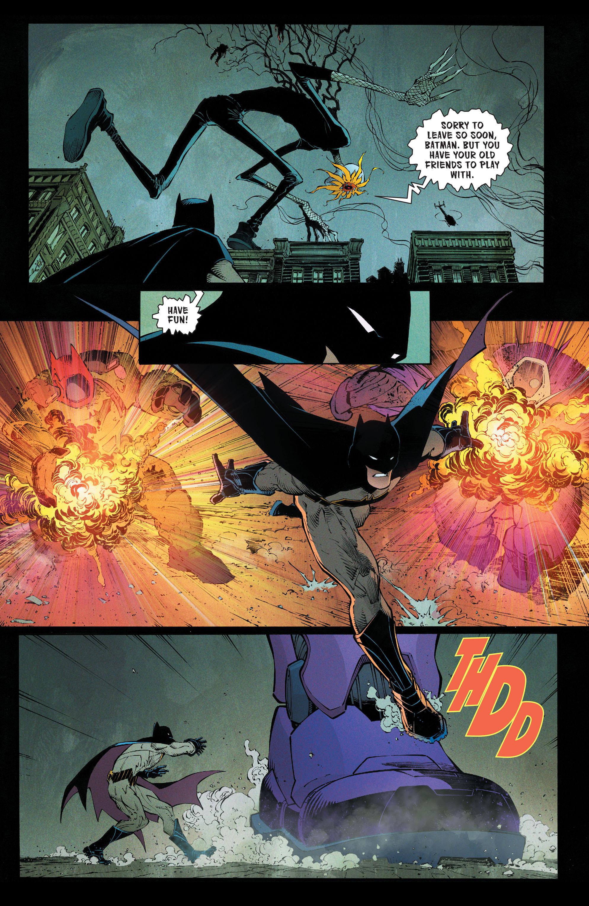 Read online Batman (2011) comic -  Issue # _TPB 9 - 110