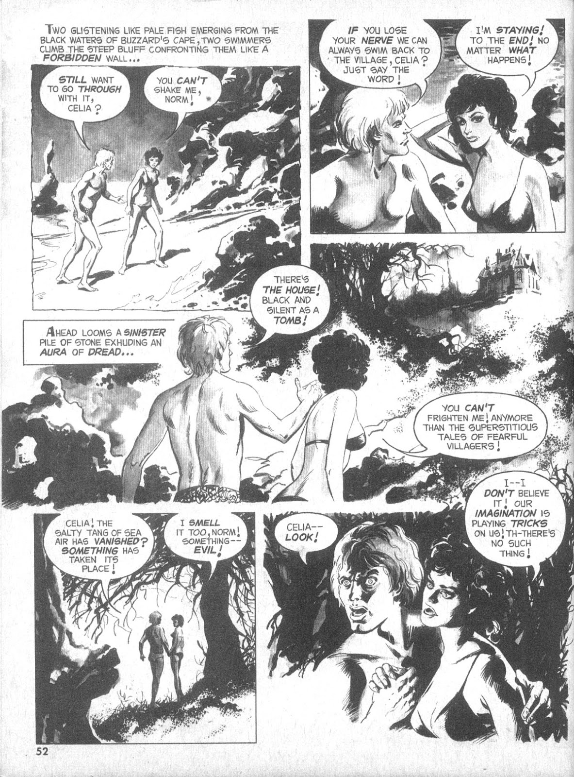 Psycho issue Annual - Page 52