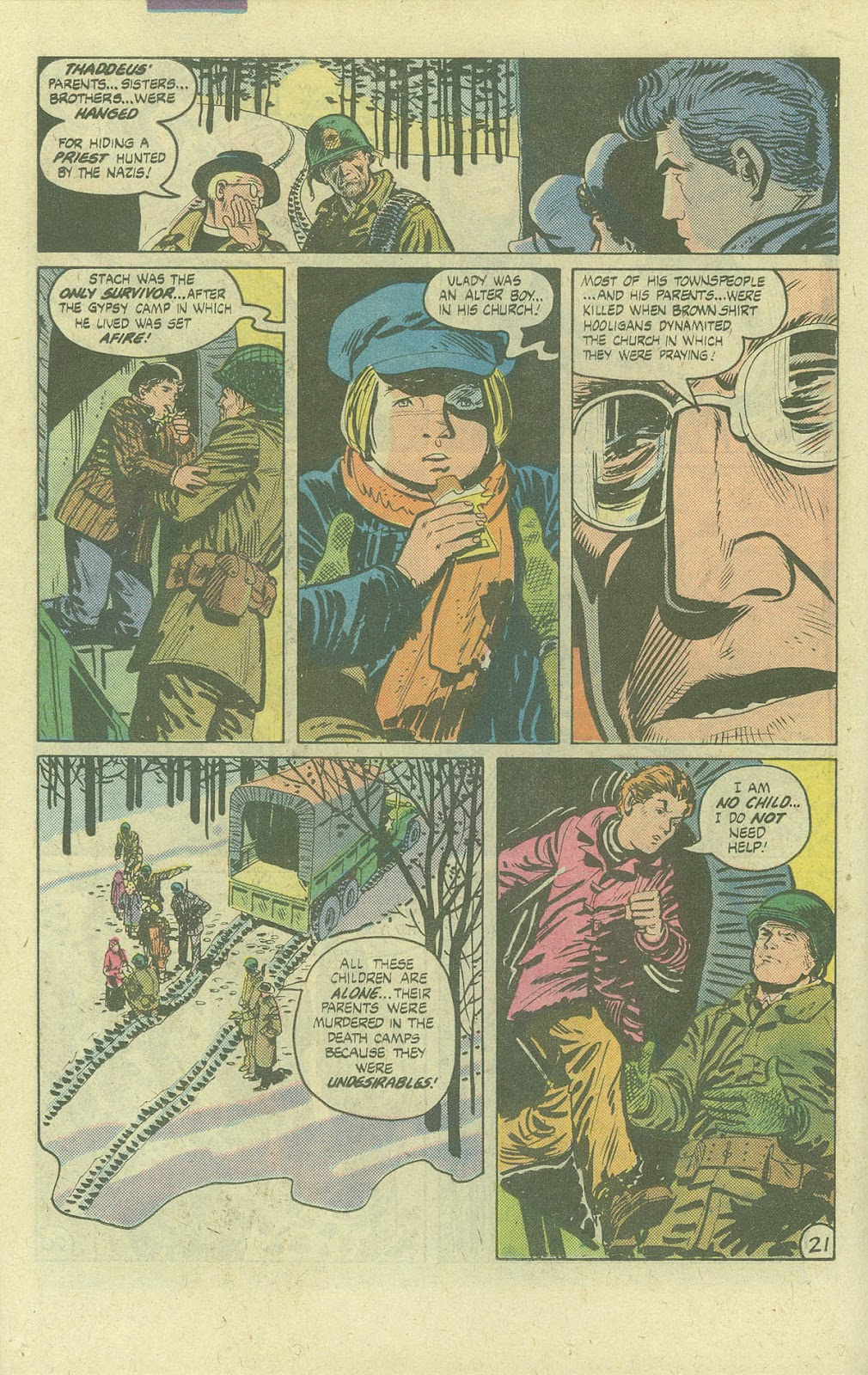 Sgt. Rock issue Annual 3 - Page 25