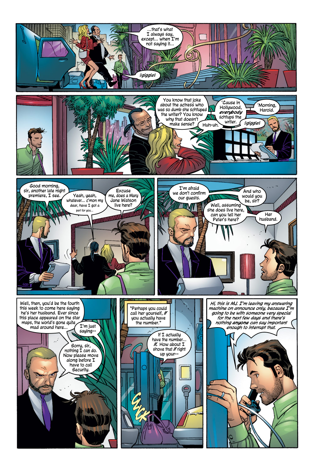 The Amazing Spider-Man (1999) 49 Page 10