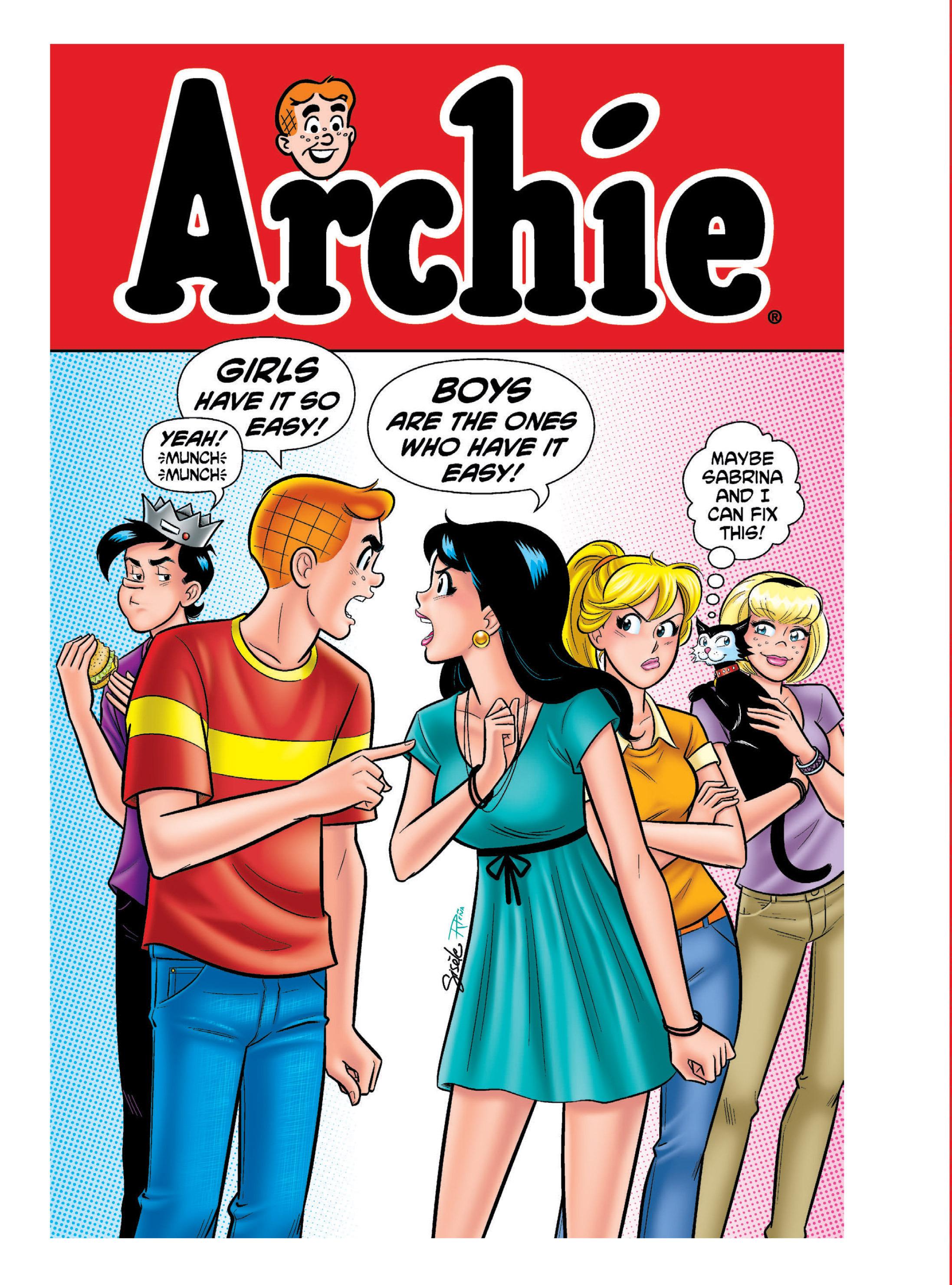 Read online Archie 1000 Page Comics Blowout! comic -  Issue # TPB (Part 1) - 168