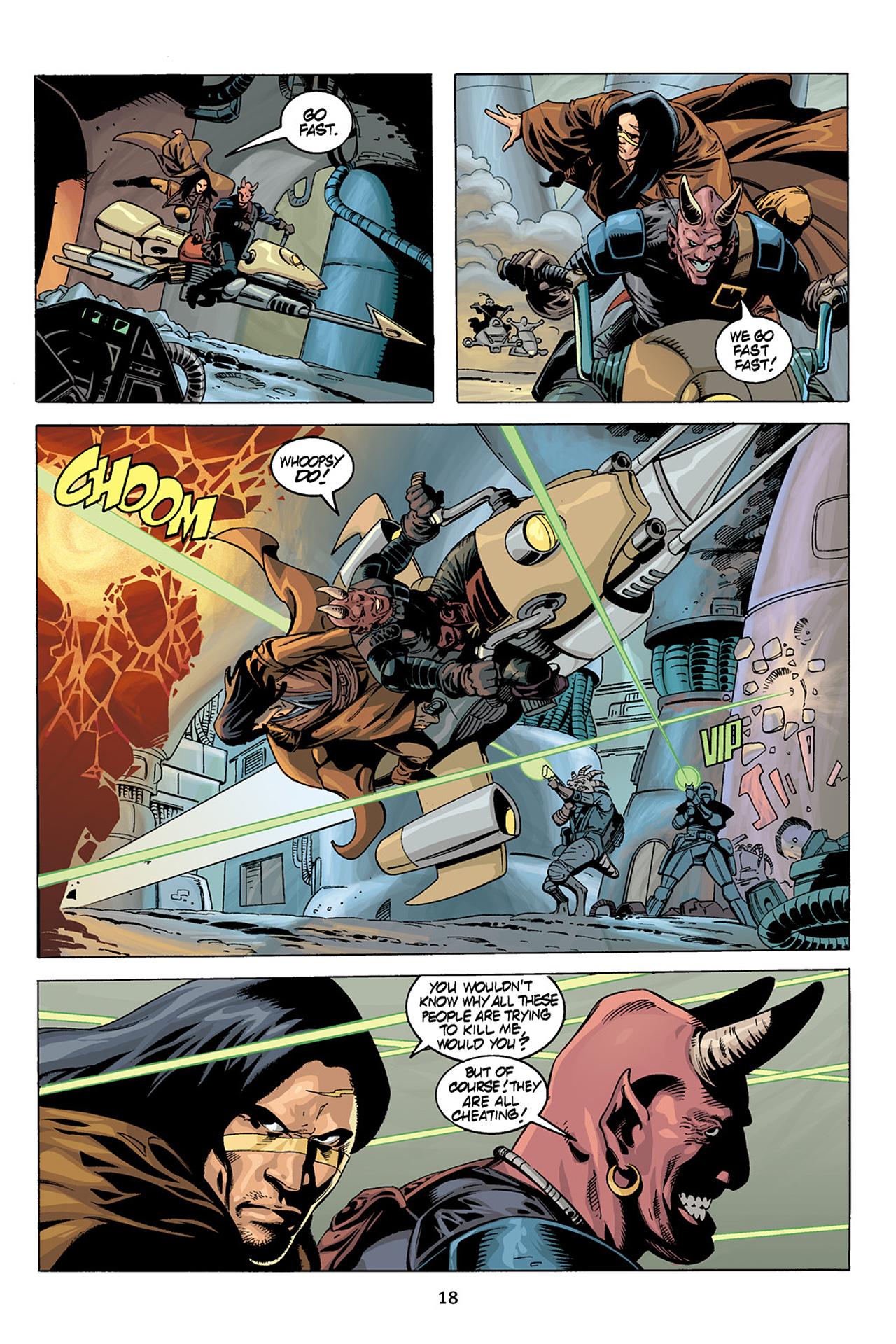 Read online Star Wars Omnibus comic -  Issue # Vol. 15 - 16