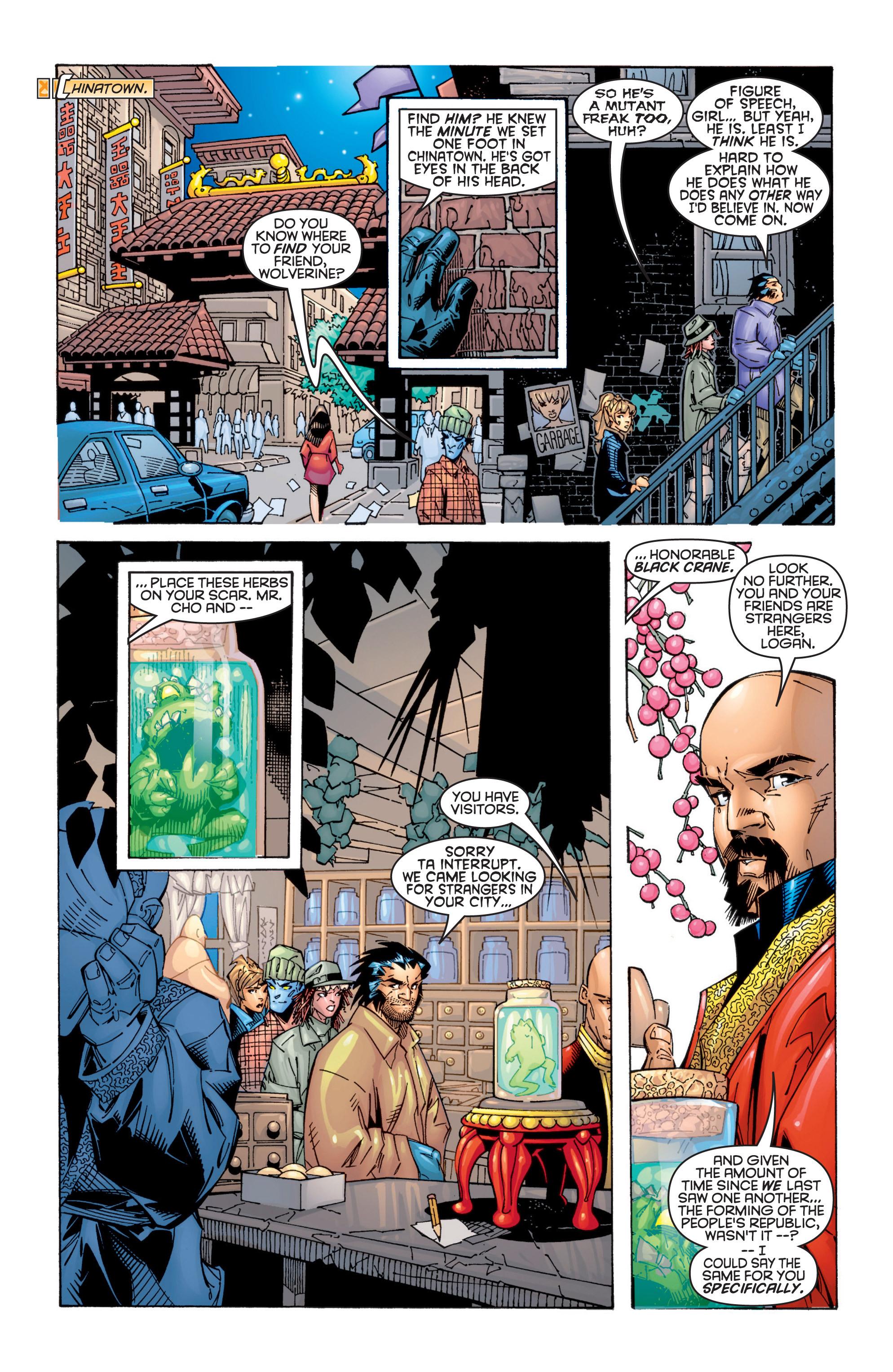 Read online Uncanny X-Men (1963) comic -  Issue #363 - 14