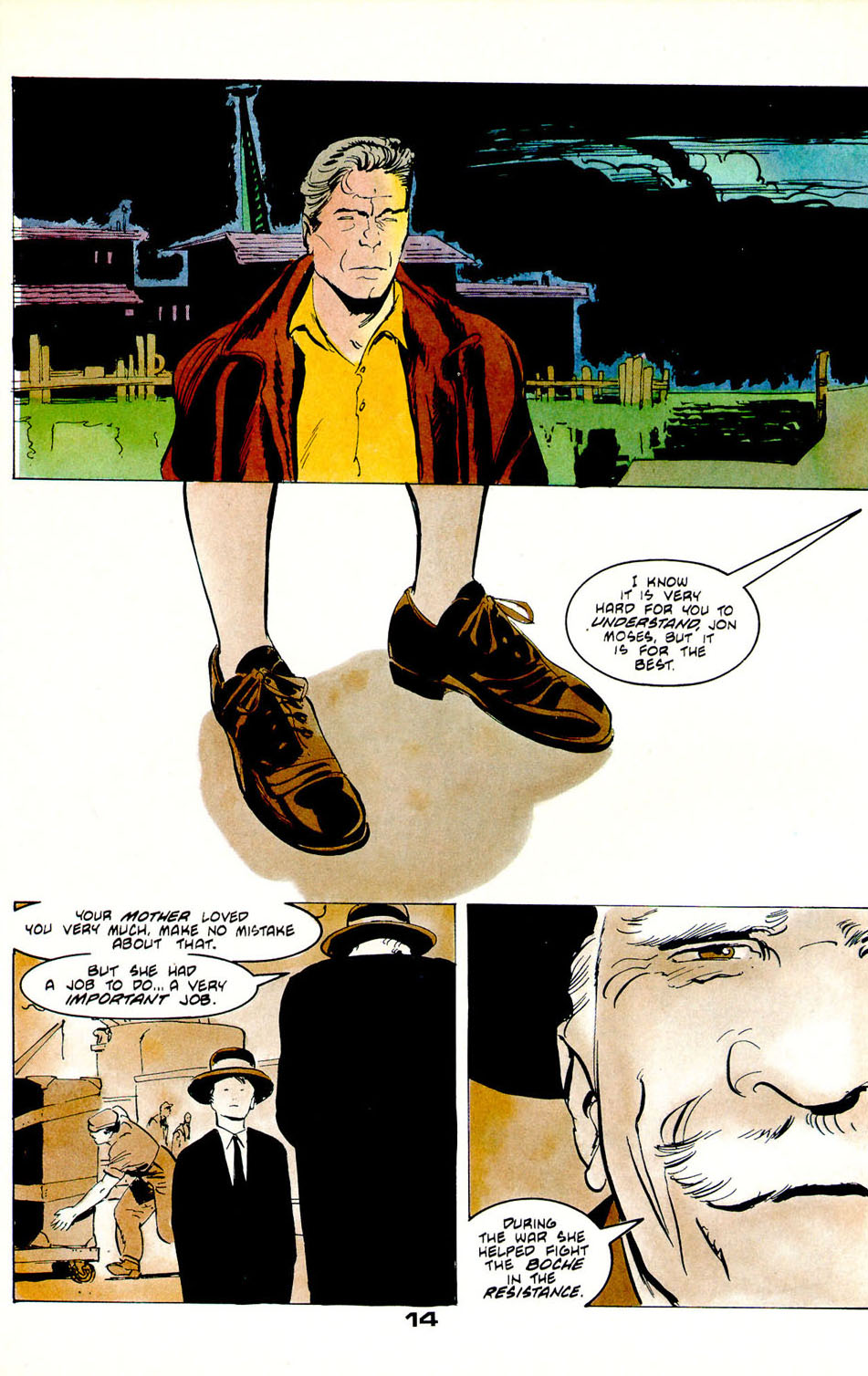 Jon Sable, Freelance issue 55 - Page 30