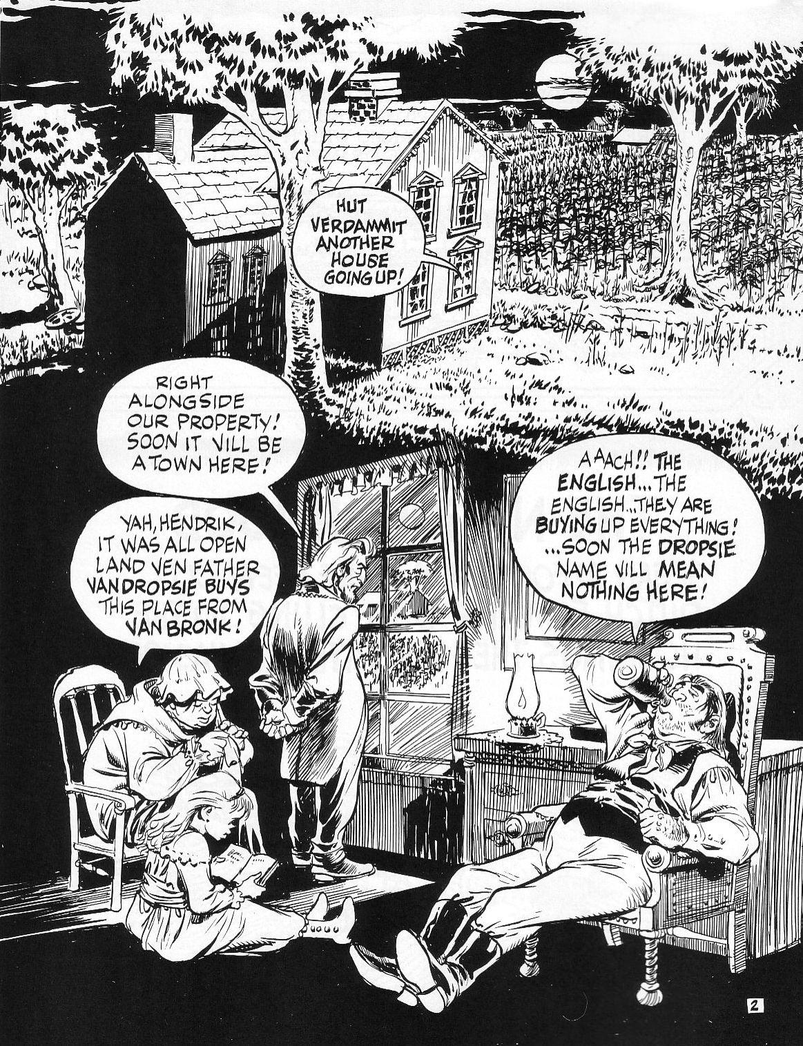 Read online Dropsie Avenue, The Neighborhood comic -  Issue # Full - 4