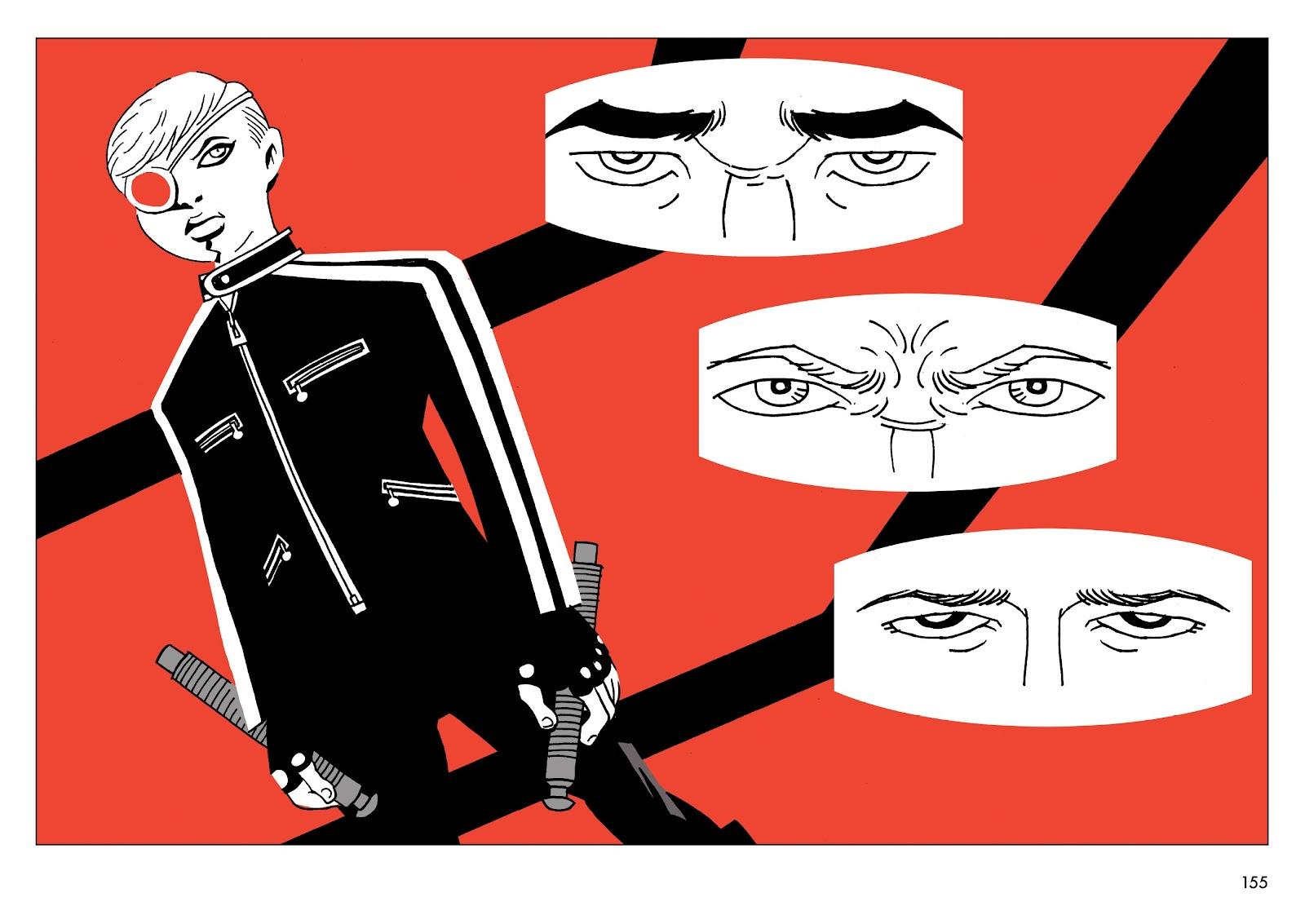 Read online Polar comic -  Issue # TPB The Kaiser Falls (Part 2) - 56