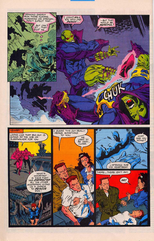 Read online Sleepwalker comic -  Issue #26 - 19