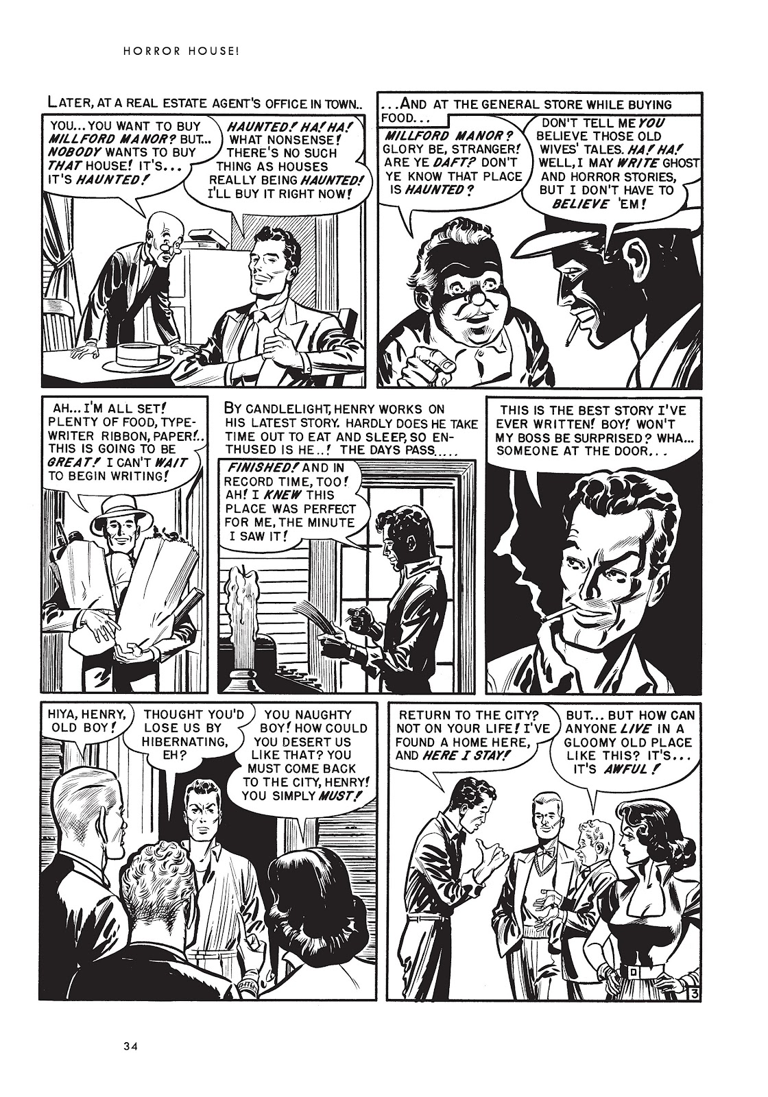 Read online Voodoo Vengeance and Other Stories comic -  Issue # TPB (Part 1) - 51