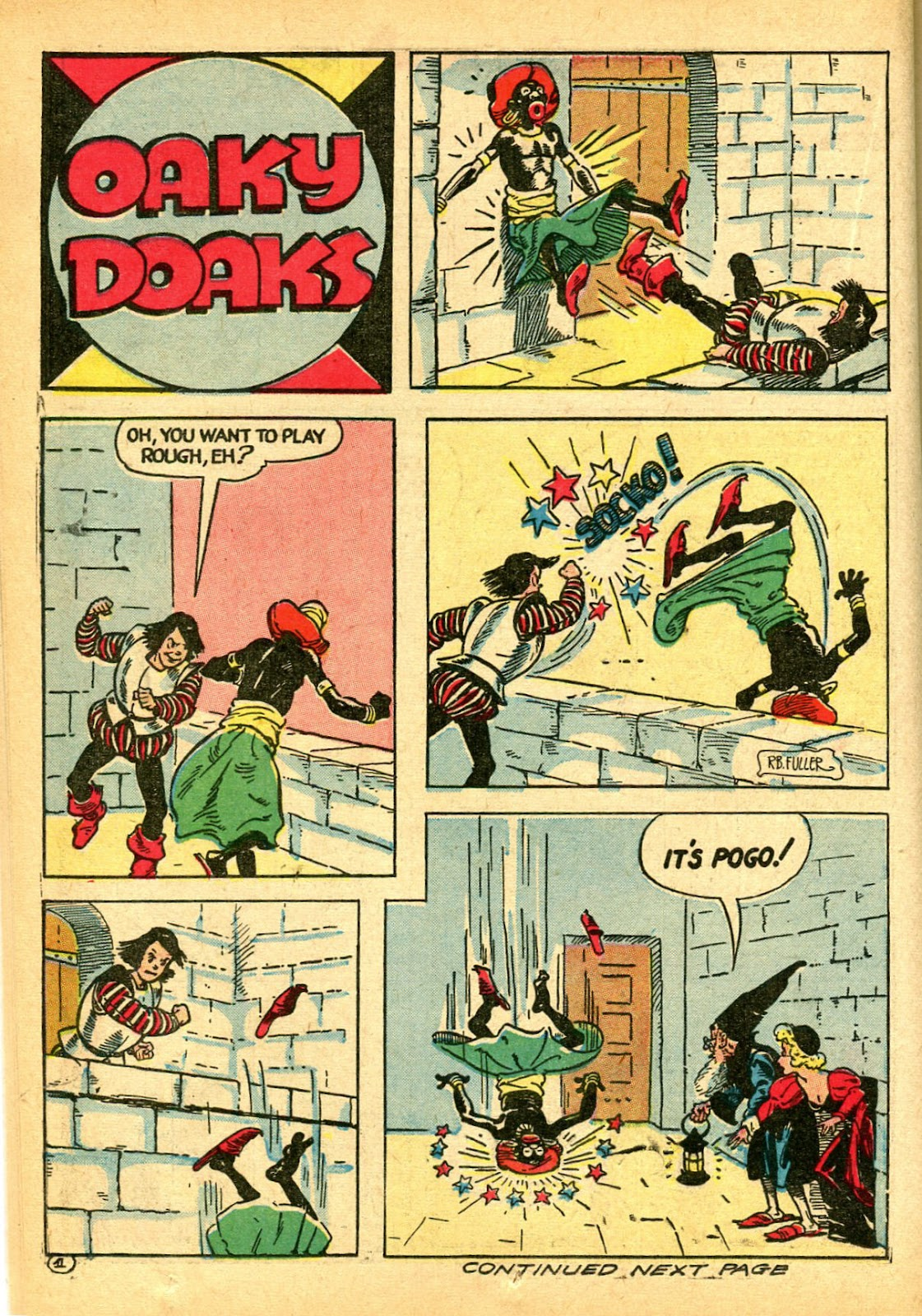 Read online Famous Funnies comic -  Issue #108 - 42