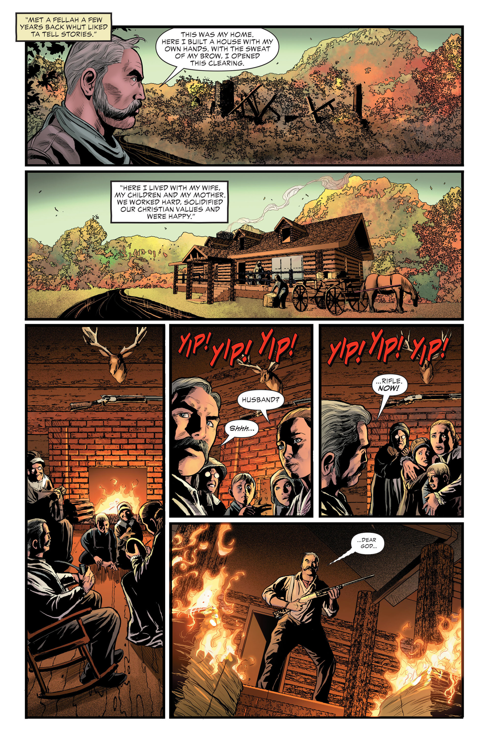 Read online All-Star Western (2011) comic -  Issue #29 - 8