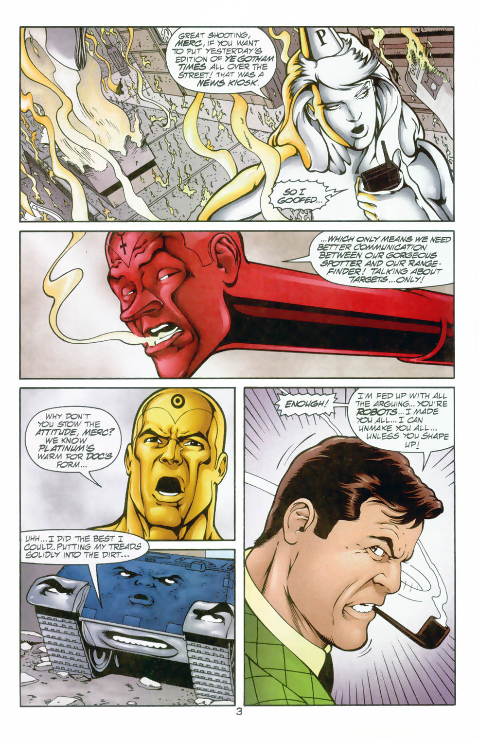 Read online Silver Age: The Brave and the Bold comic -  Issue # Full - 4