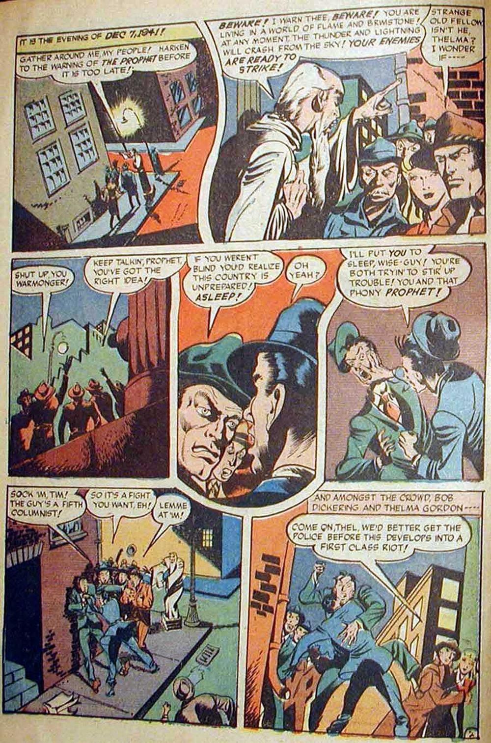 Hangman Comics issue 5 - Page 4