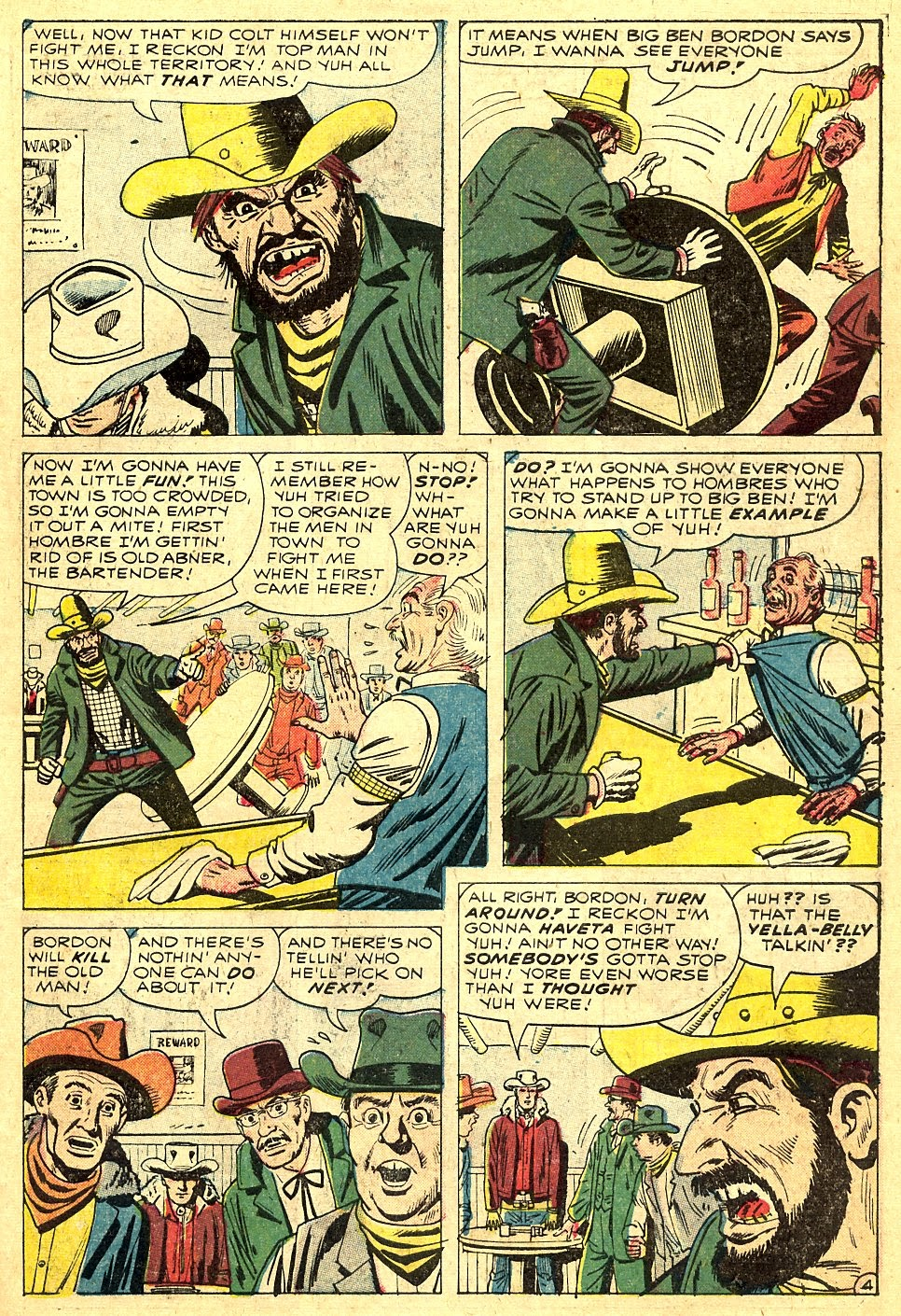 Kid Colt Outlaw issue 108 - Page 31