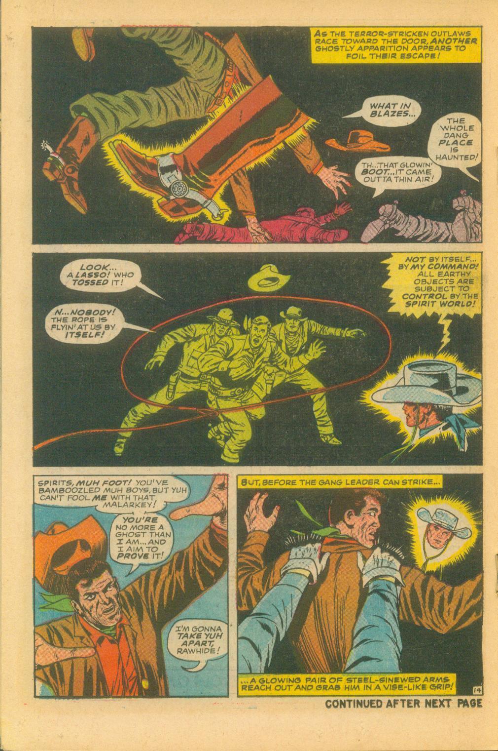 Read online Two-Gun Kid comic -  Issue #85 - 19