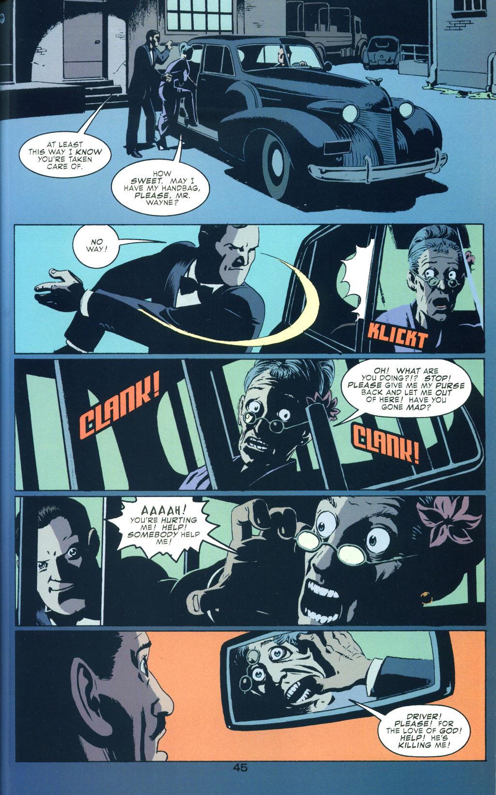 Read online Batman: Detective #27 comic -  Issue #27 TPB - 51
