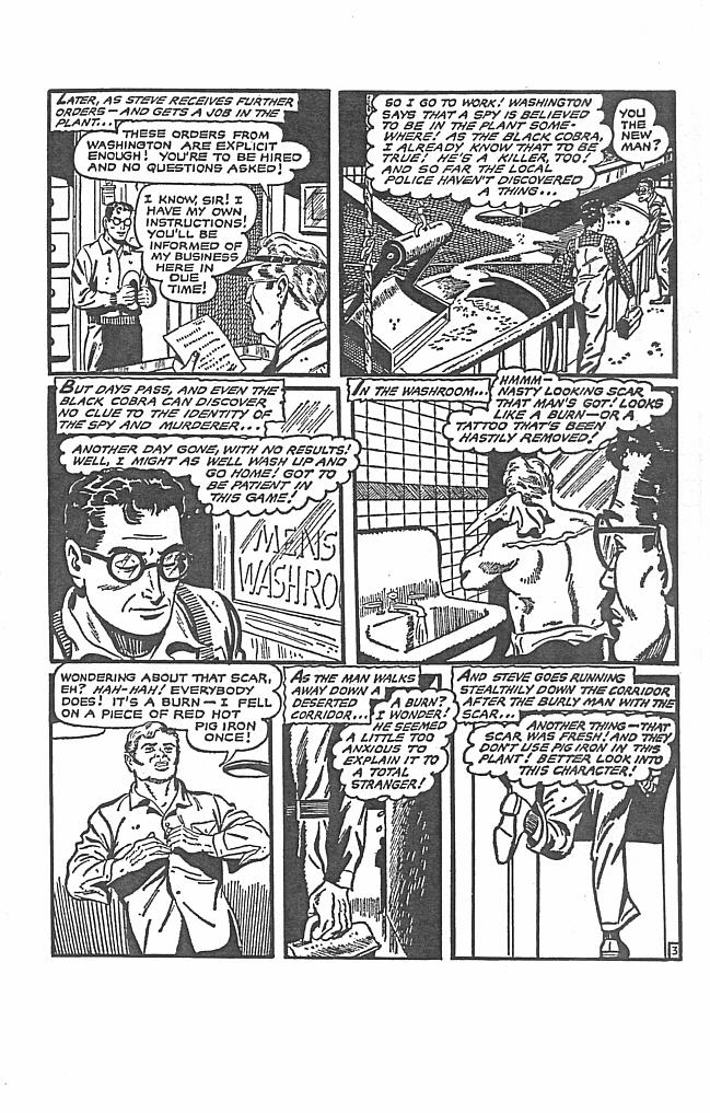 Read online Men of Mystery Comics comic -  Issue #38 - 46