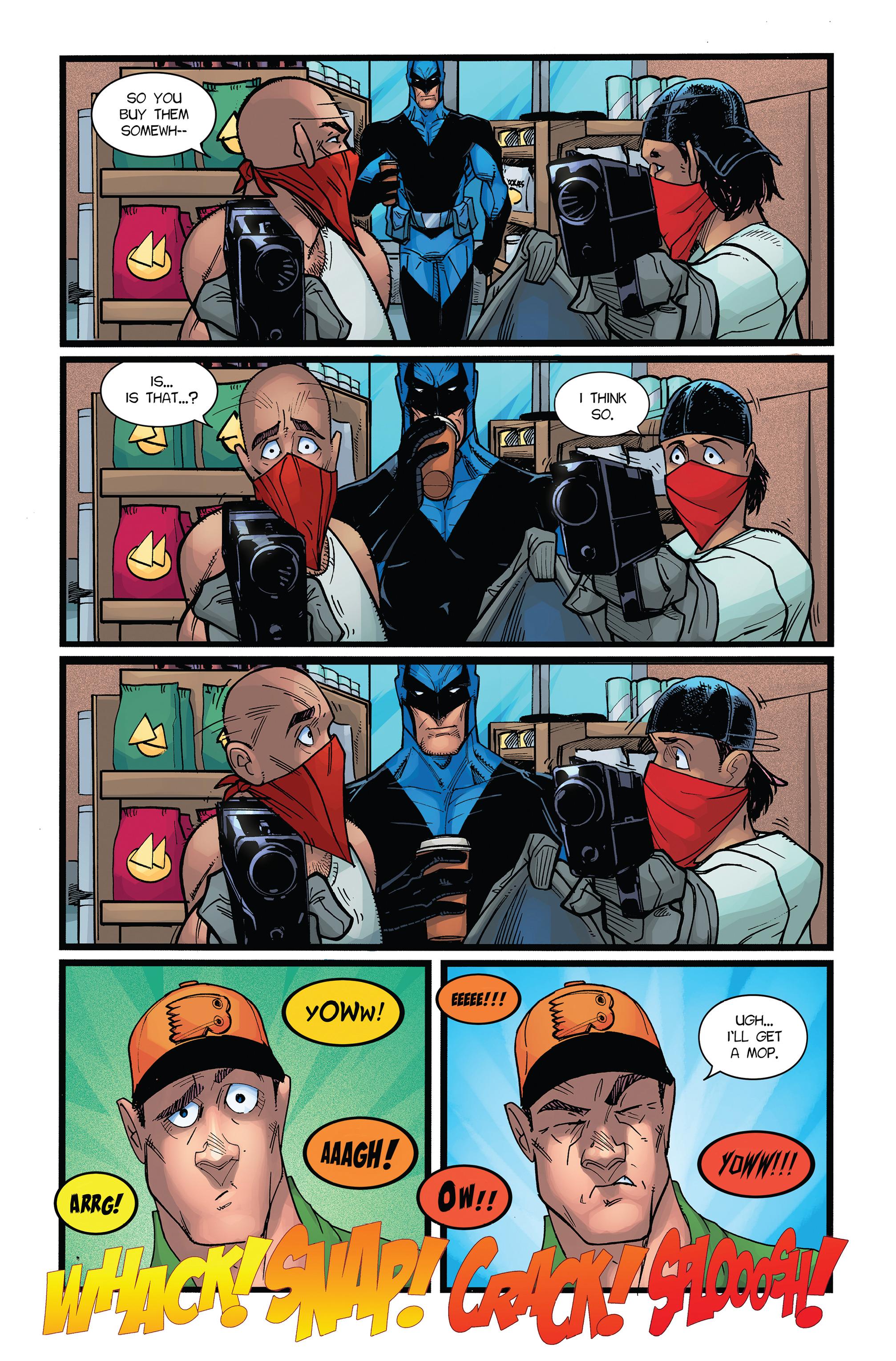 Read online Antiis Comics Presents, Vol. 1: Midknight comic -  Issue #Antiis Comics Presents, Vol. 1: Midknight Full - 9