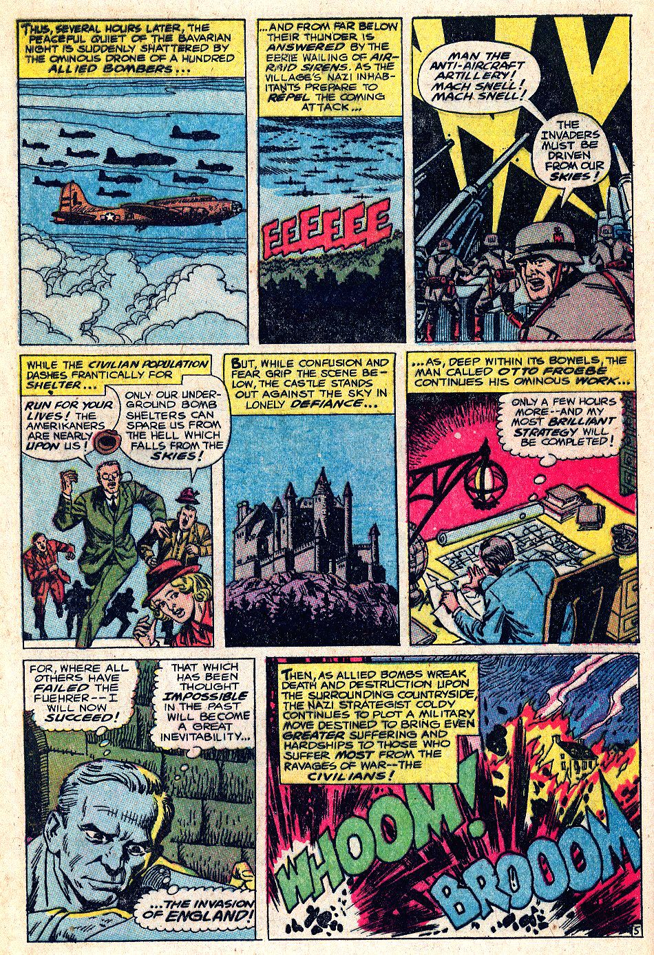 Read online Sgt. Fury comic -  Issue #53 - 8