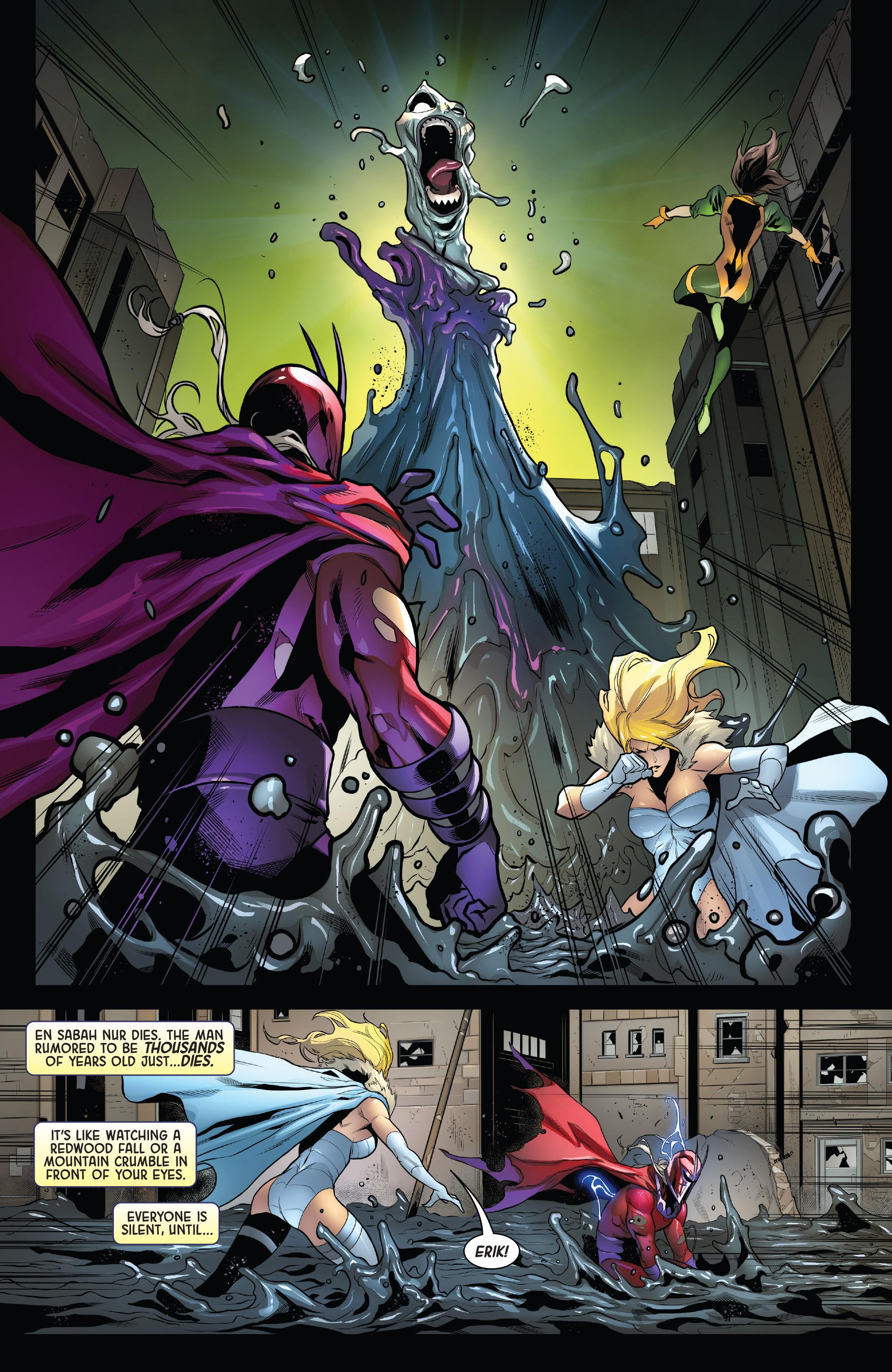 Read online Age of Apocalypse (2015) comic -  Issue #4 - 16