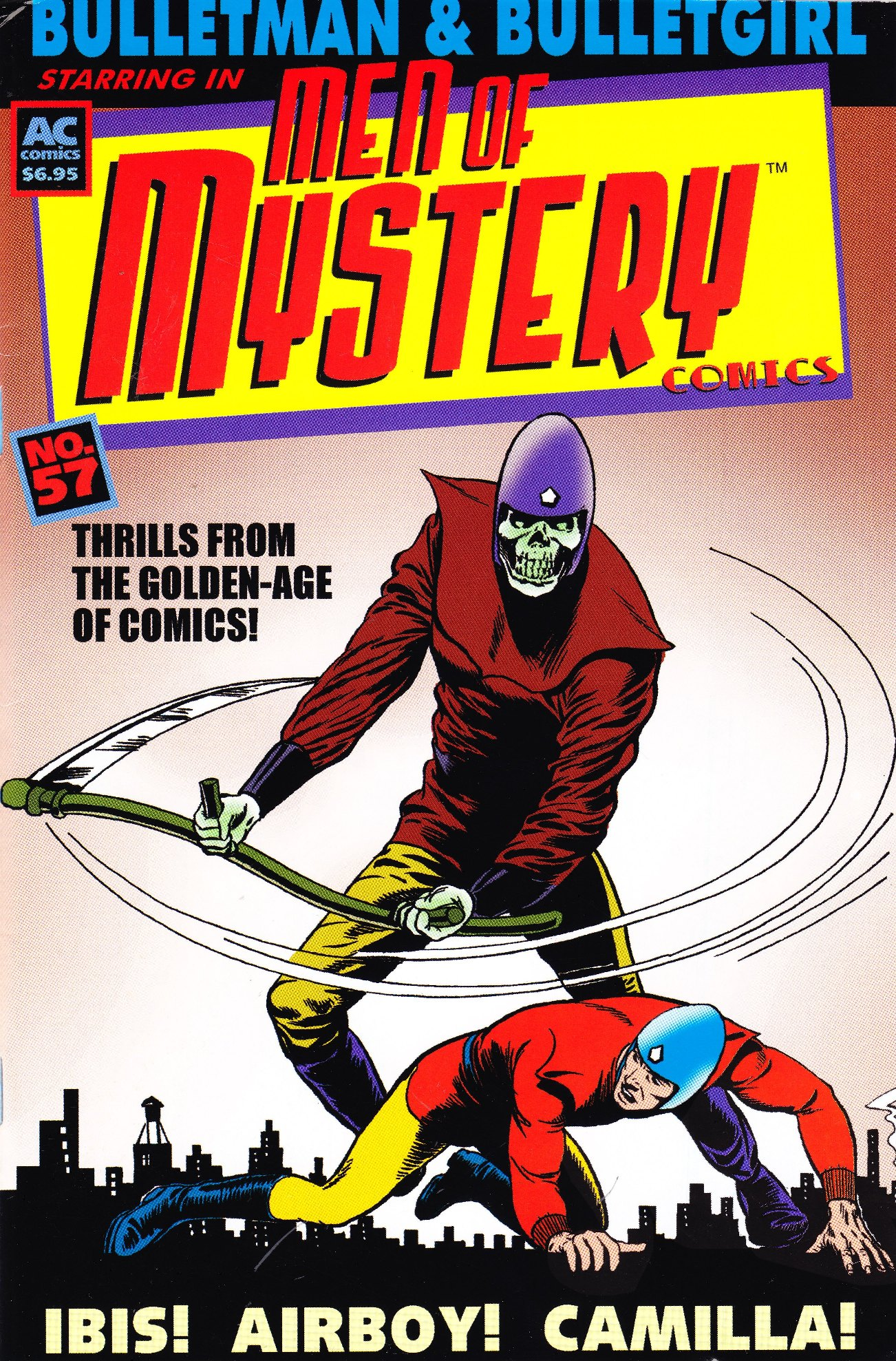 Read online Men of Mystery Comics comic -  Issue #57 - 1
