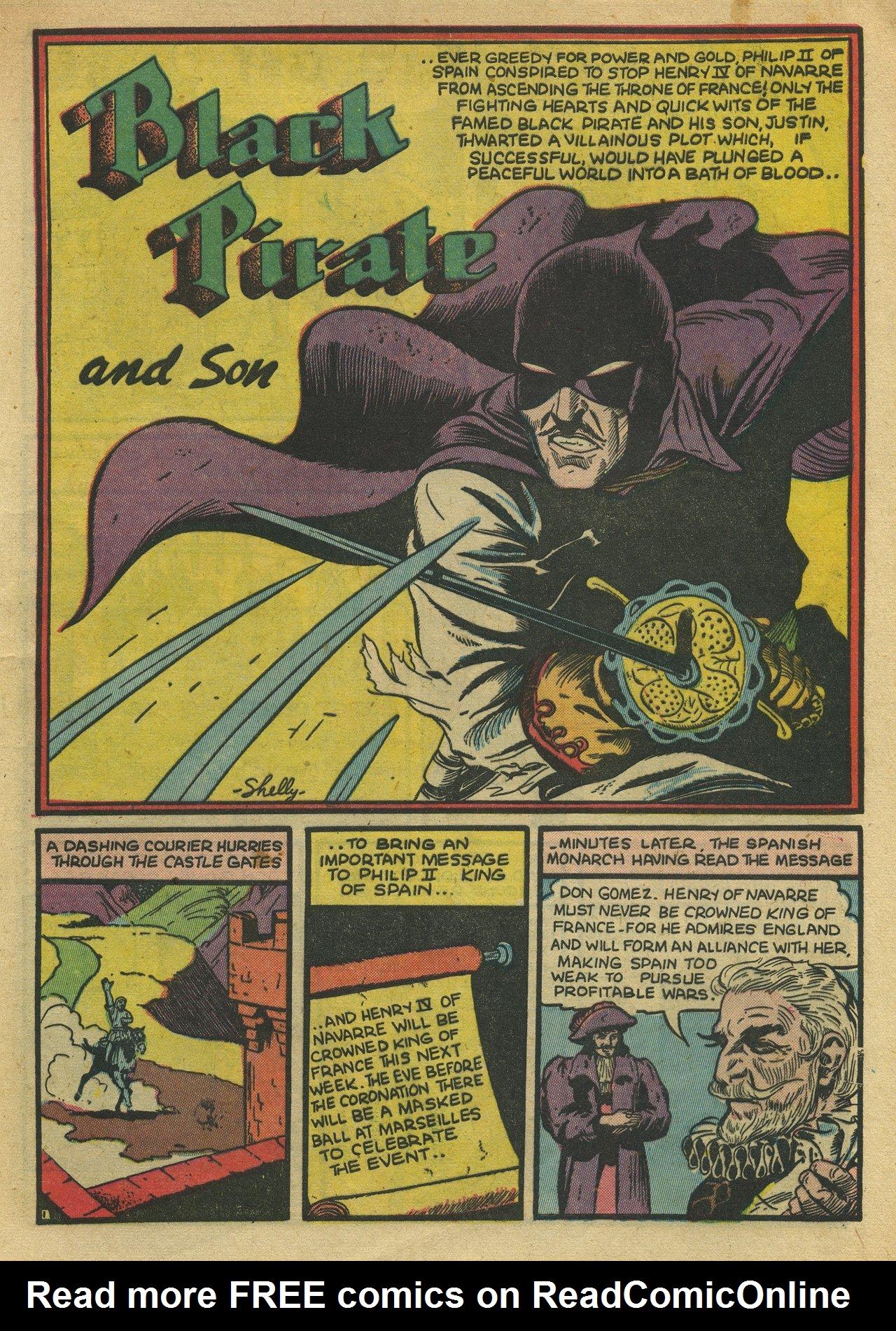 Read online Sensation (Mystery) Comics comic -  Issue #10 - 17