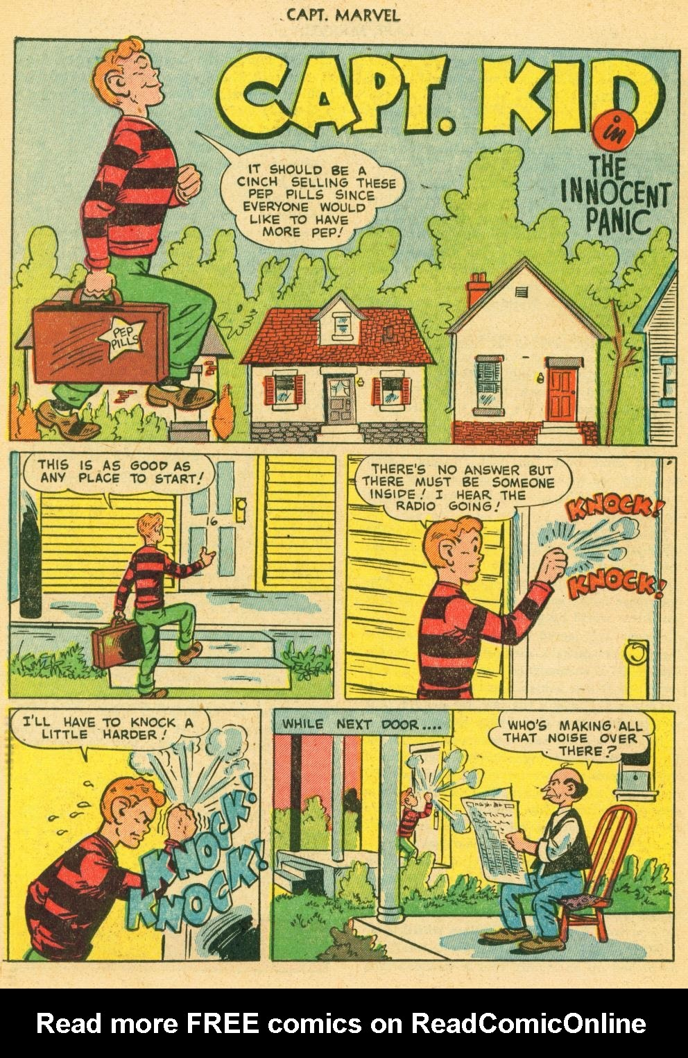Captain Marvel Adventures issue 130 - Page 14